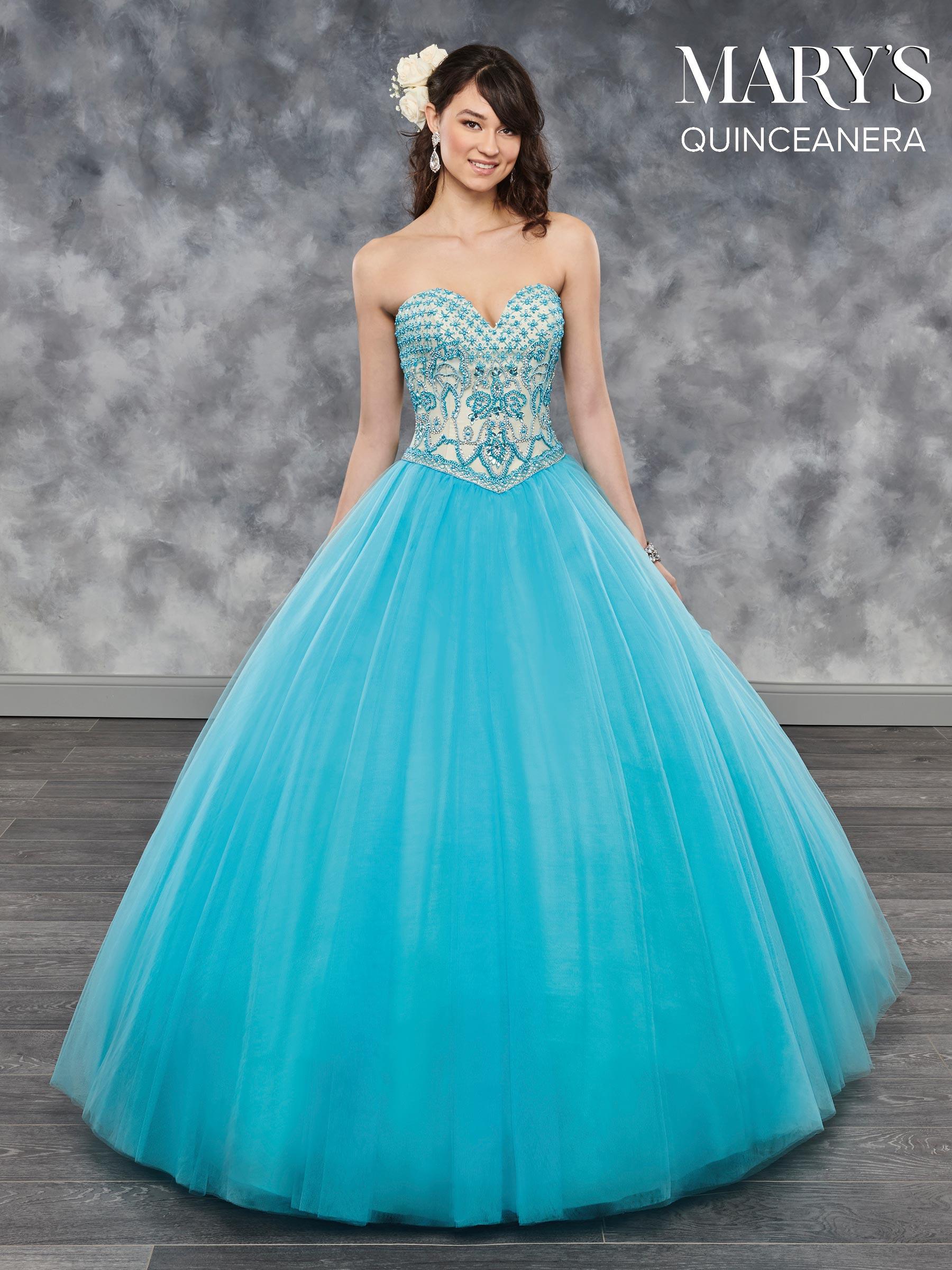 Carmina Quinceanera Dresses | Carmina | Style - MQ1015