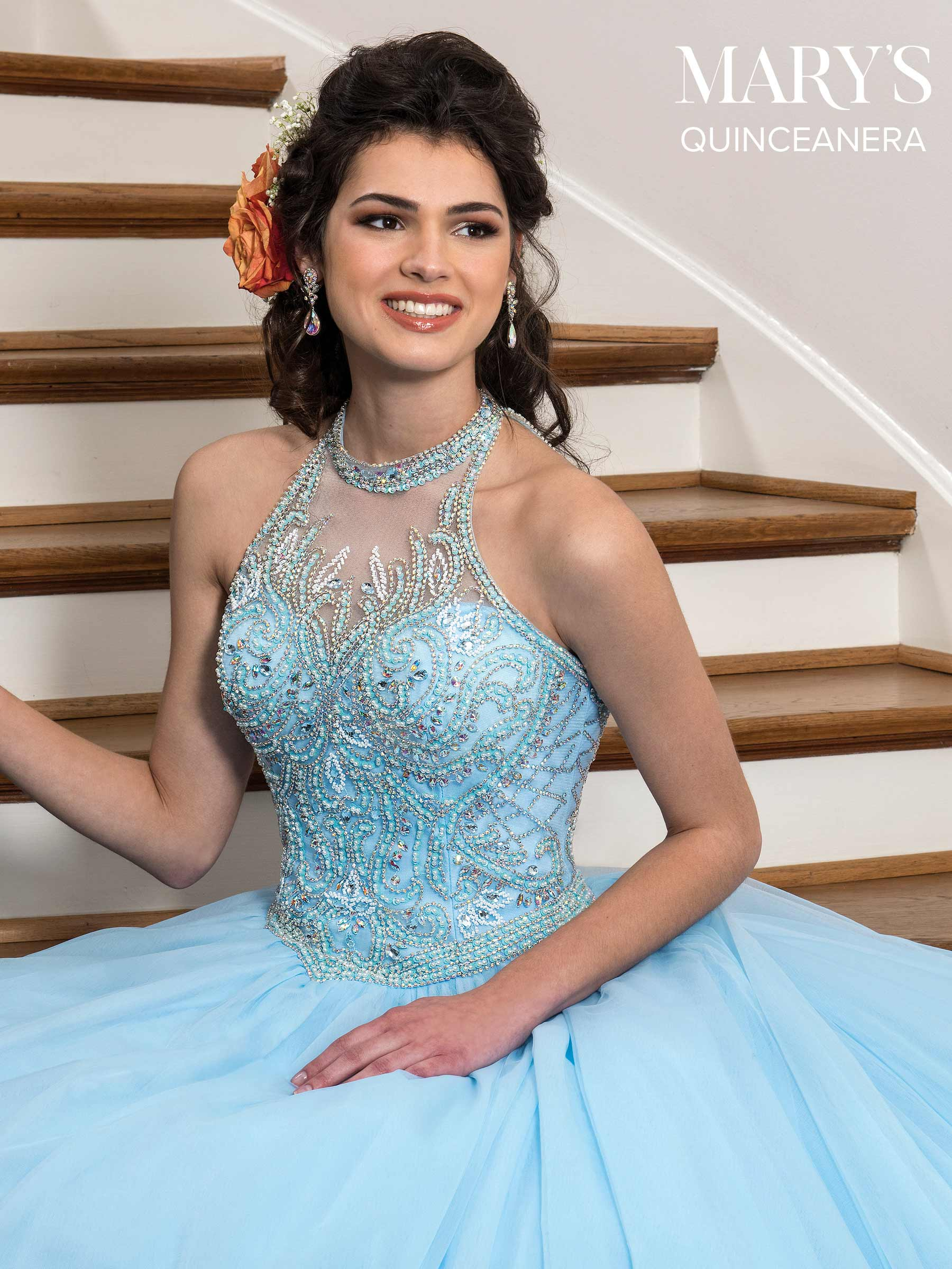 Marys Quinceanera Dresses | Mary's Quinceanera | Style - MQ1016