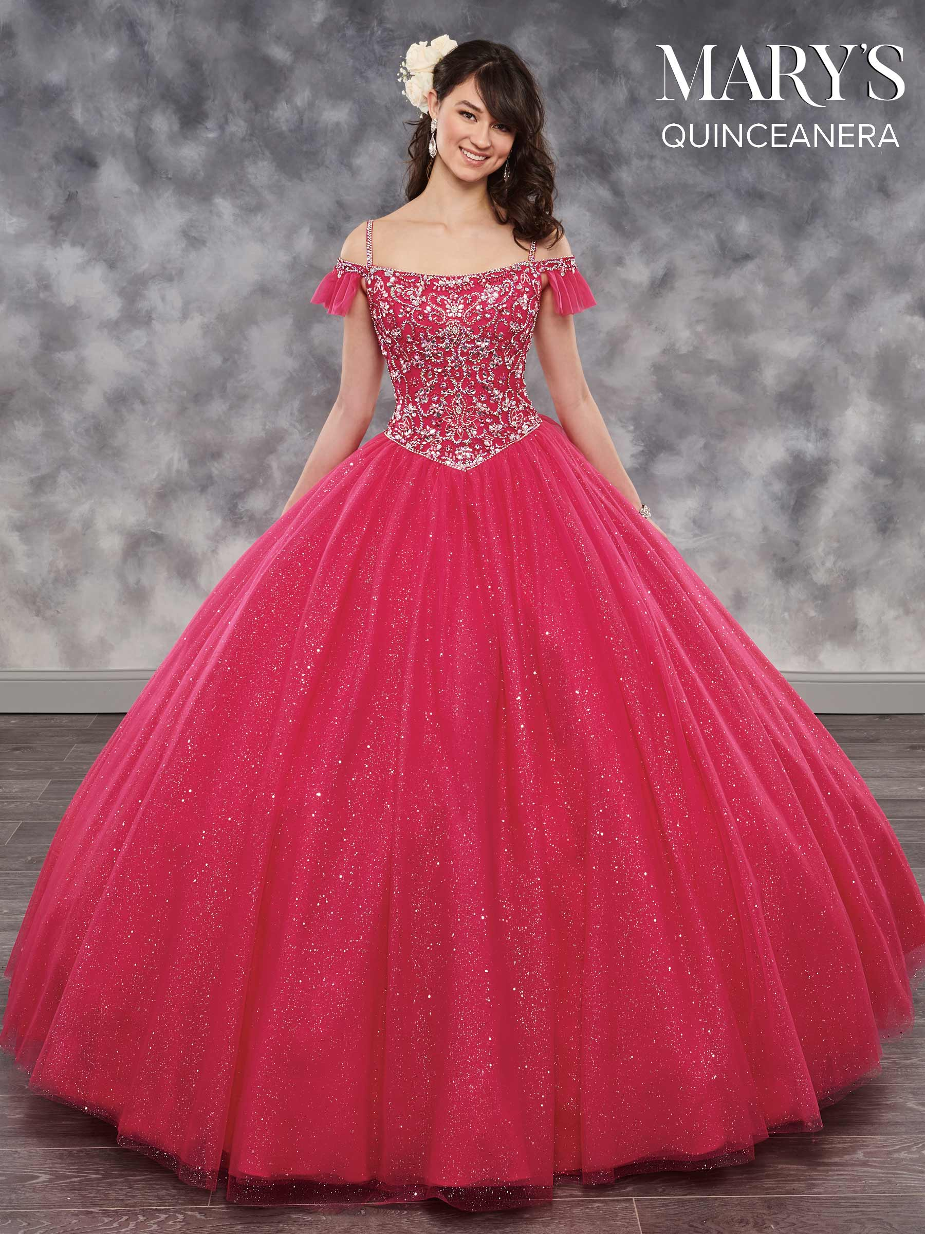 Marys Quinceanera Dresses | Mary's Quinceanera | Style - MQ1017