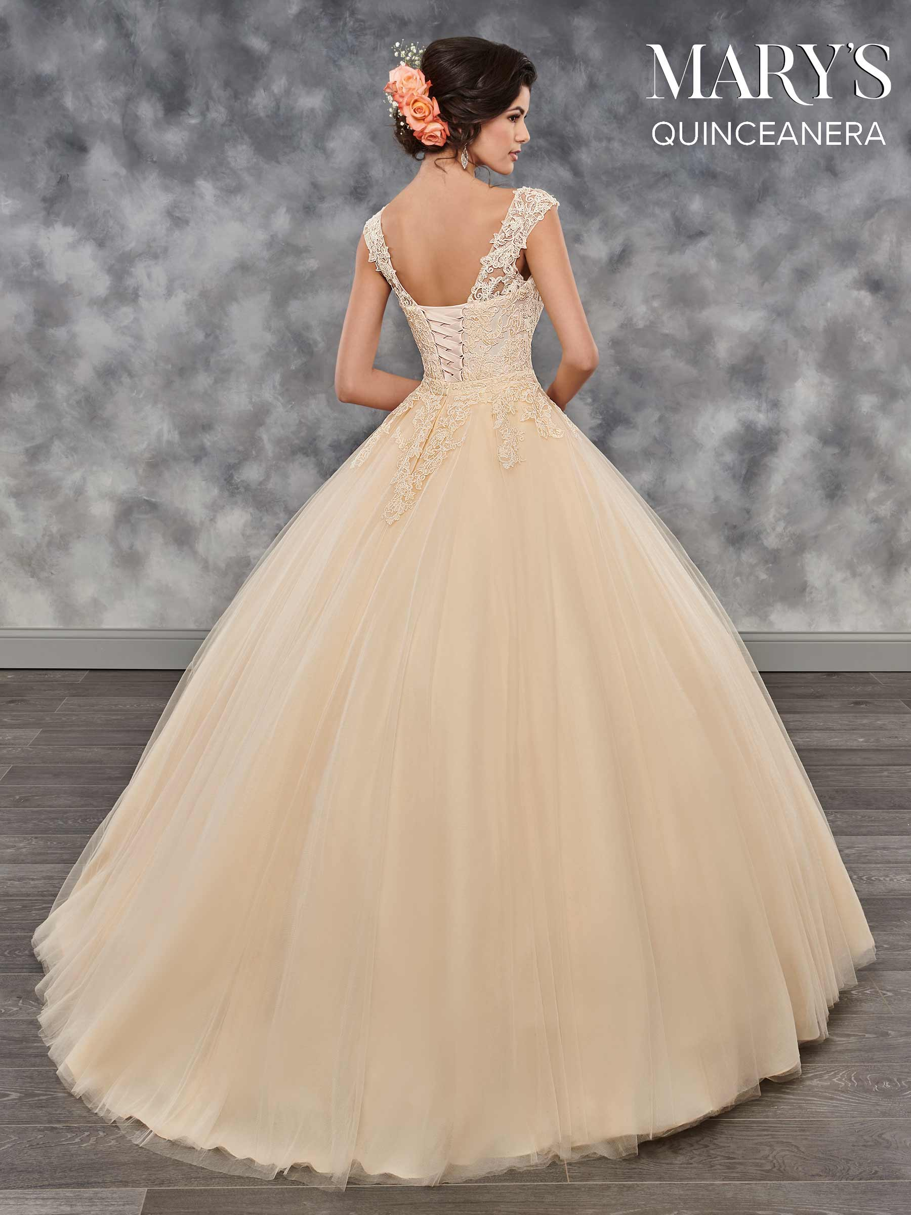 Marys Quinceanera Dresses | Mary's Quinceanera | Style - MQ1018