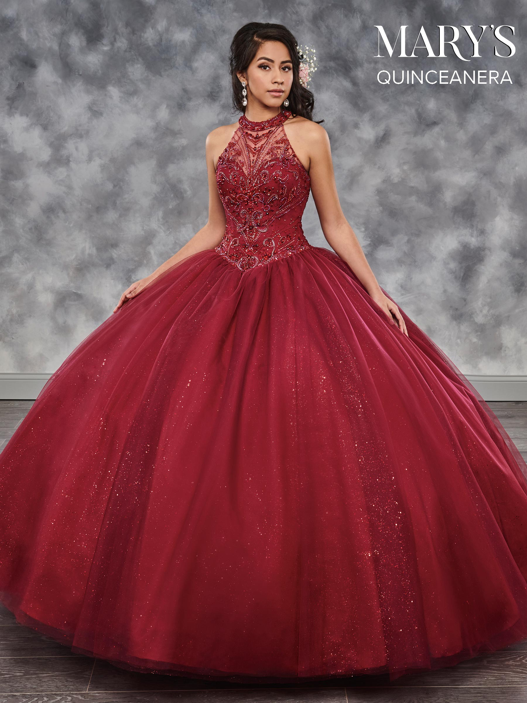 Marys Quinceanera Dresses | Mary's Quinceanera | Style - MQ1019