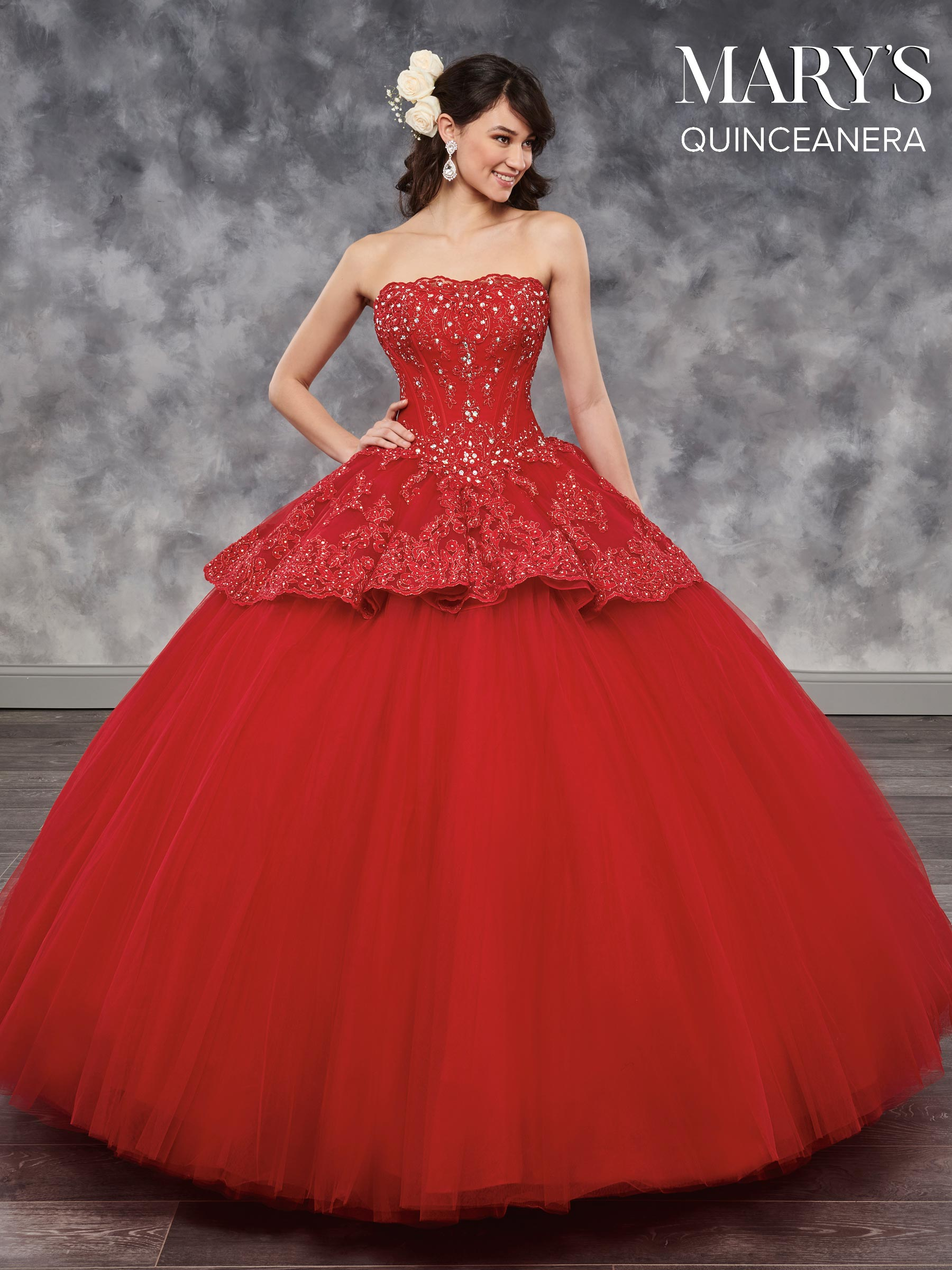 Marys Quinceanera Dresses | Mary's Quinceanera | Style - MQ1021