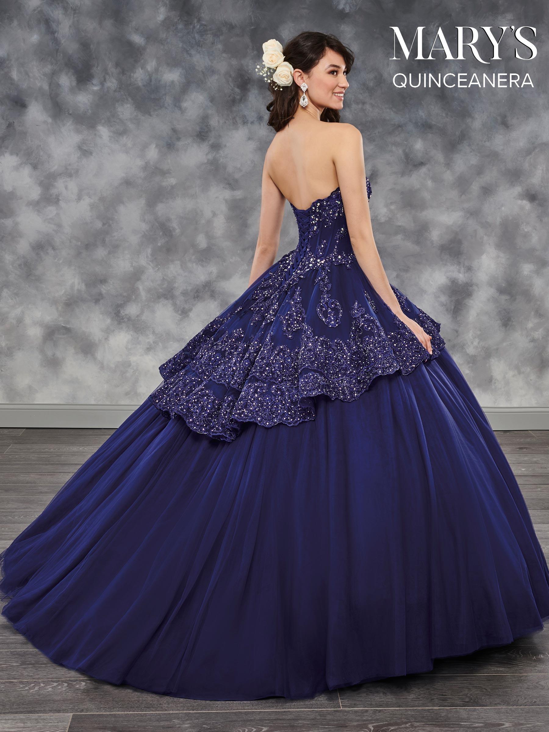 Carmina Quinceanera Dresses | Carmina | Style - MQ1021