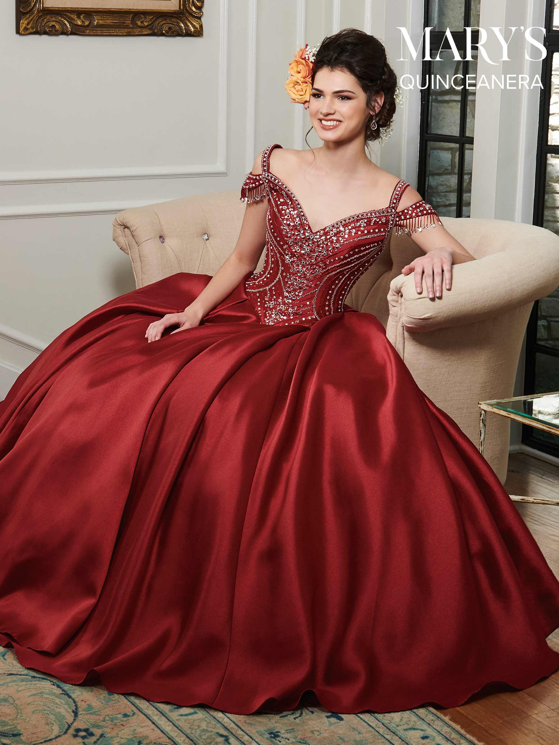 e5801fd404 Marys Quinceanera Dresses