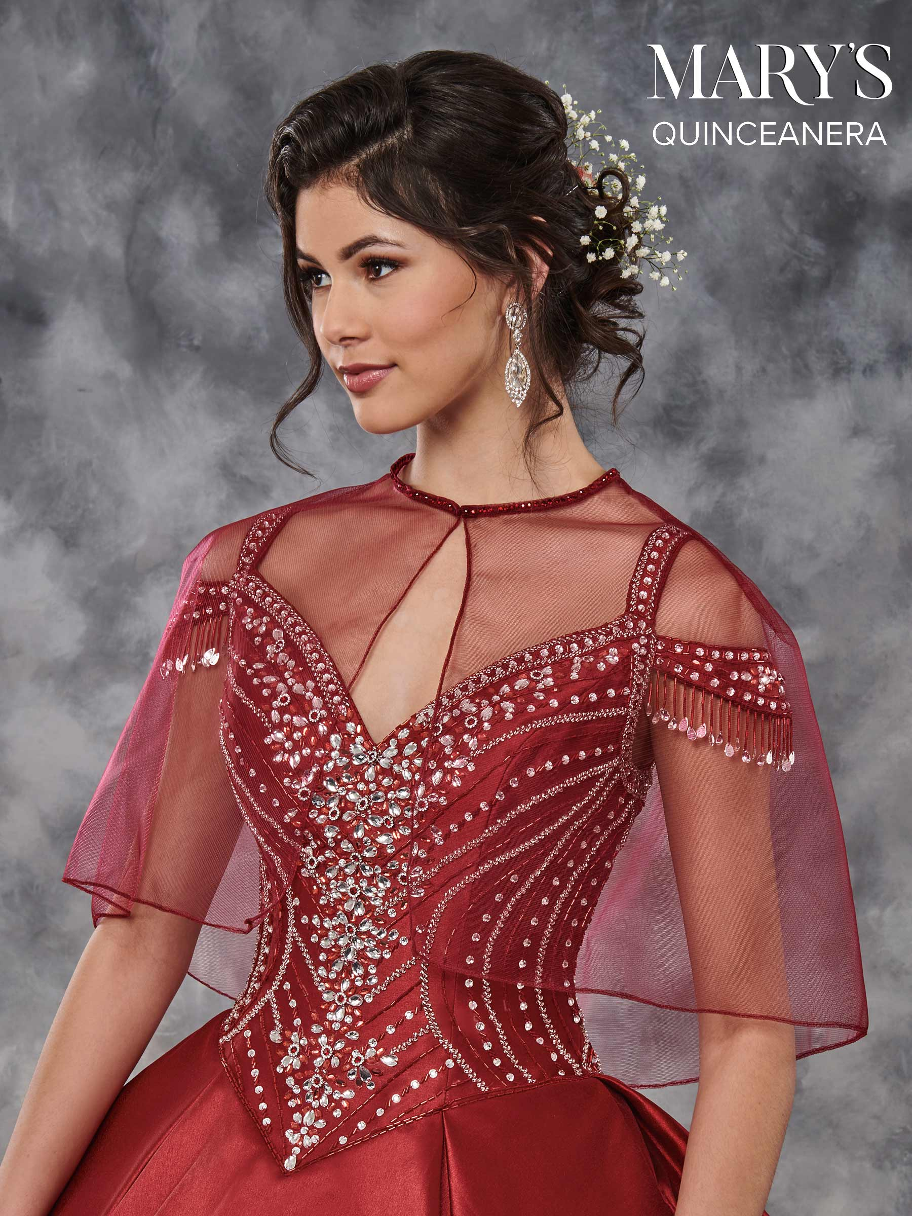 Carmina Quinceanera Dresses | Carmina | Style - MQ1024