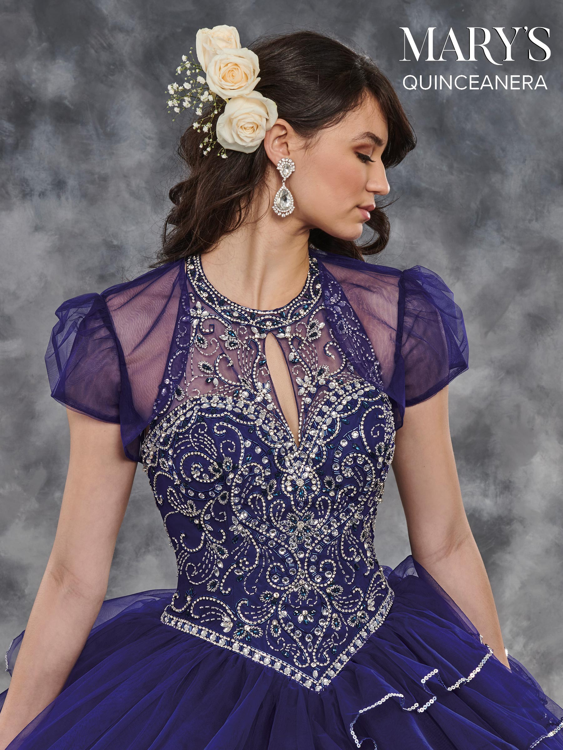 Marys Quinceanera Dresses | Mary's Quinceanera | Style - MQ1025