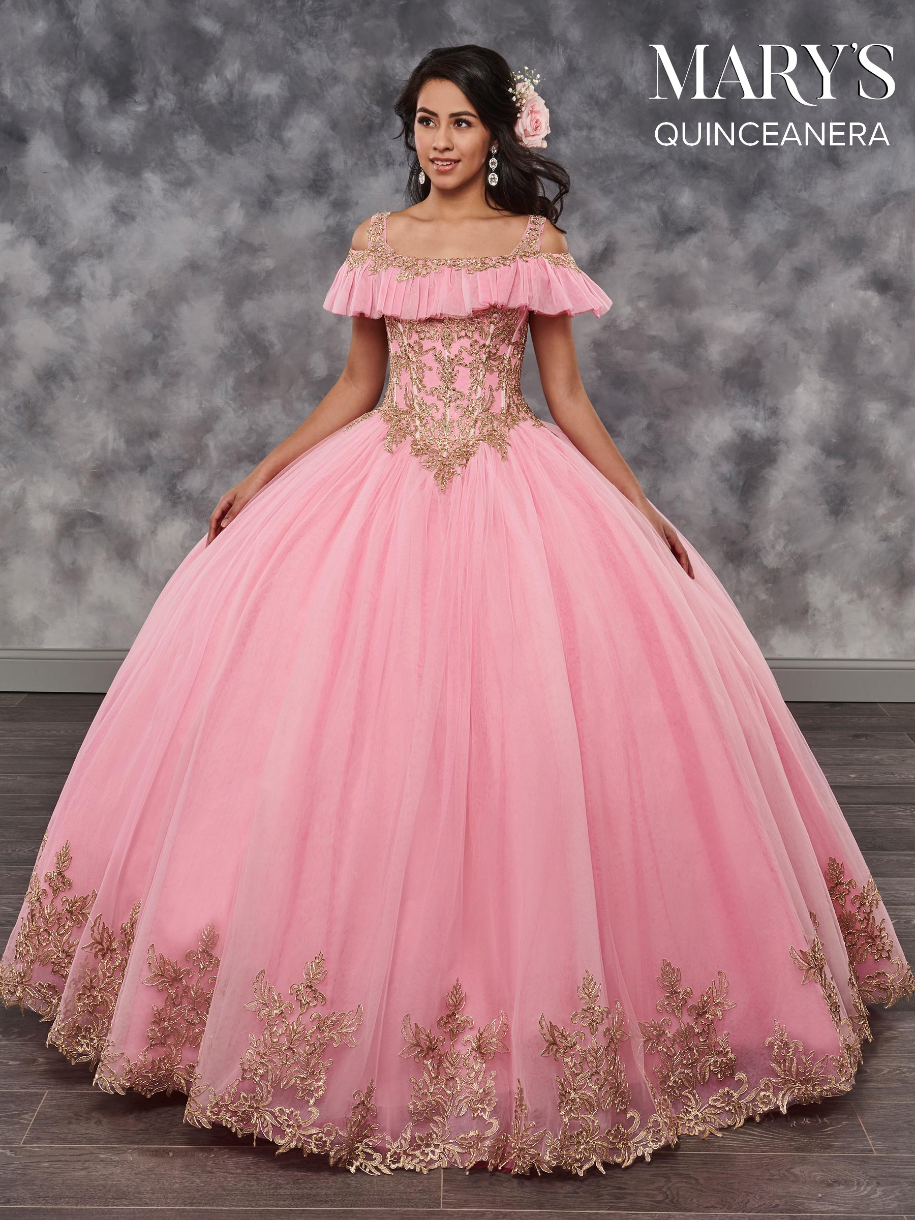 Marys Quinceanera Dresses | Mary's Quinceanera | Style - MQ1026