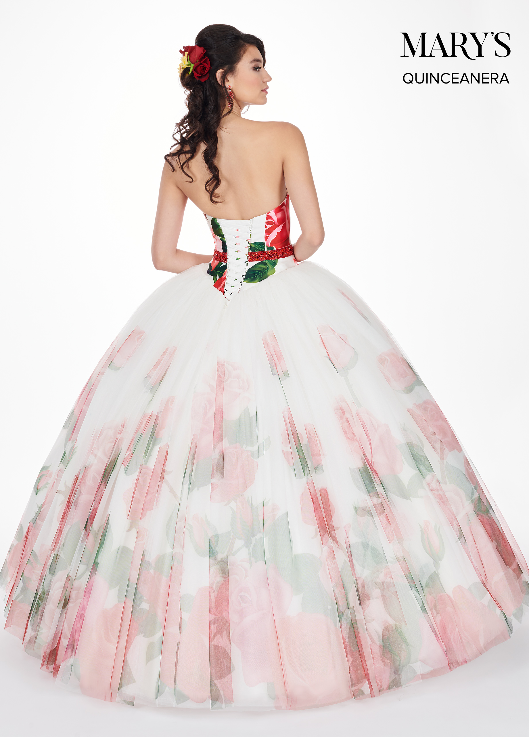Marys Quinceanera Dresses | Mary's Quinceanera | Style - MQ1030