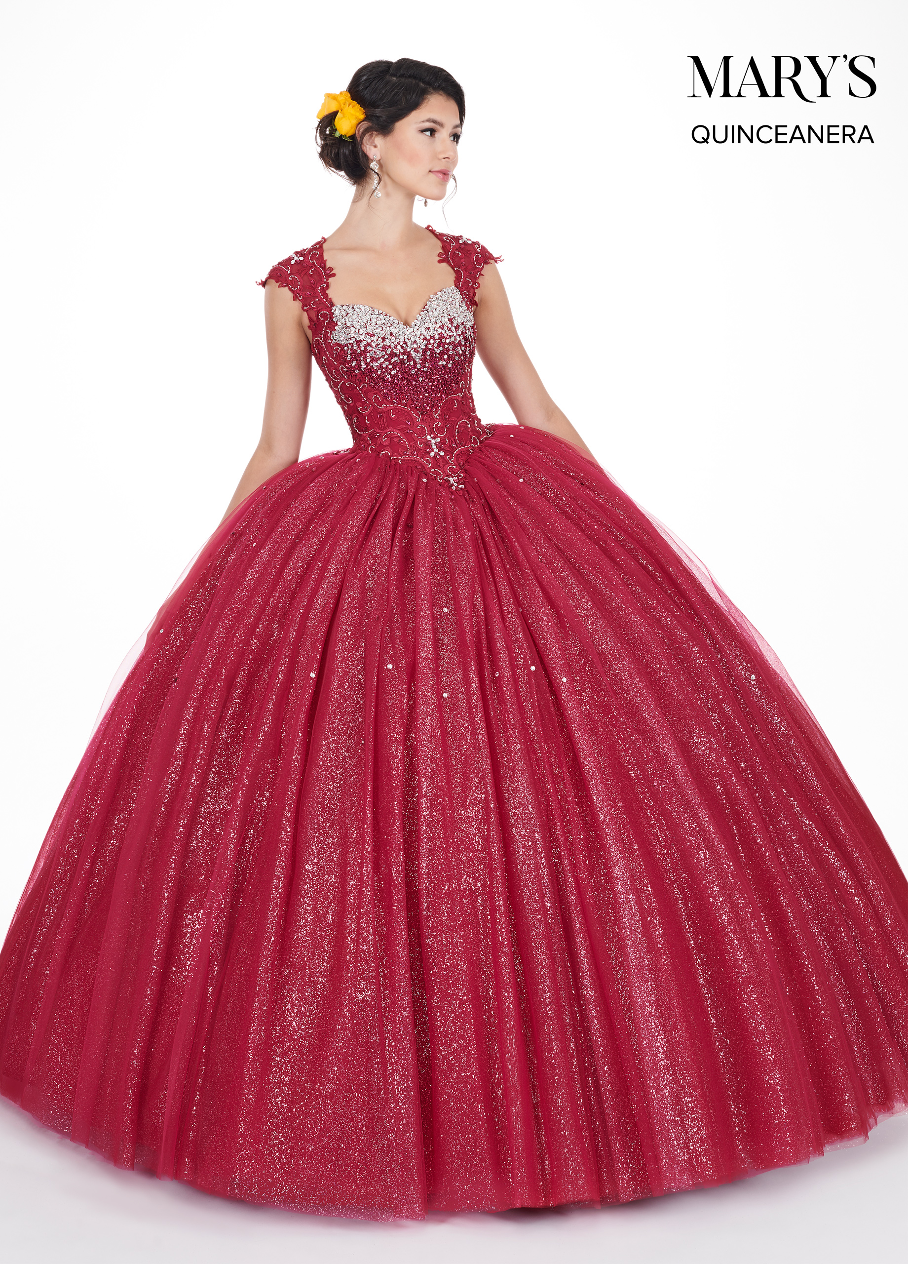 Marys Quinceanera Dresses | Mary's Quinceanera | Style - MQ1031