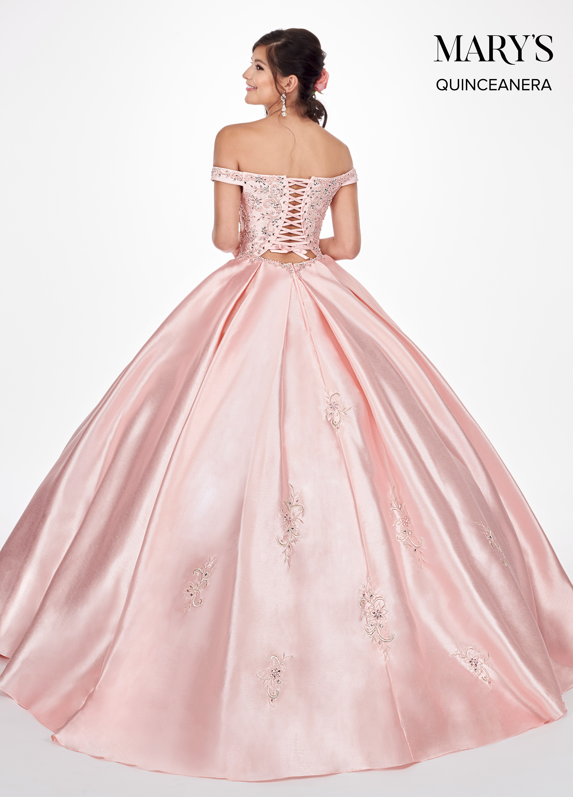 Marys Quinceanera Dresses | Mary's Quinceanera | Style - MQ1032