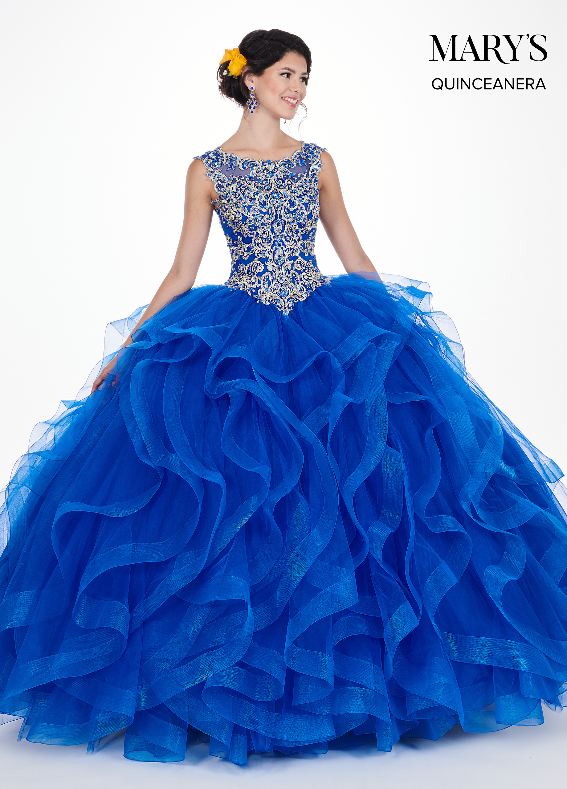 Carmina Quinceanera Dresses | Carmina | Style - MQ1034