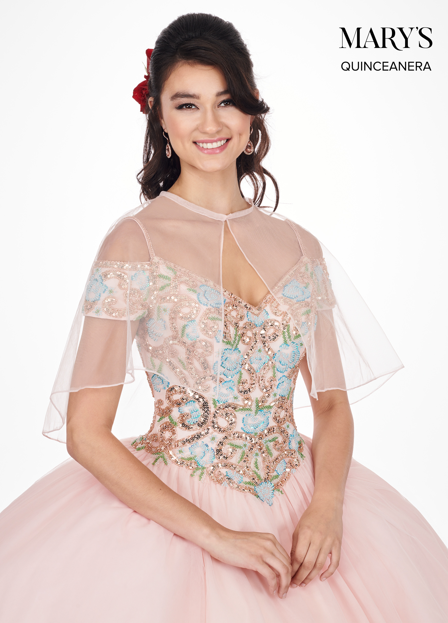 Marys Quinceanera Dresses | Mary's Quinceanera | Style - MQ1036