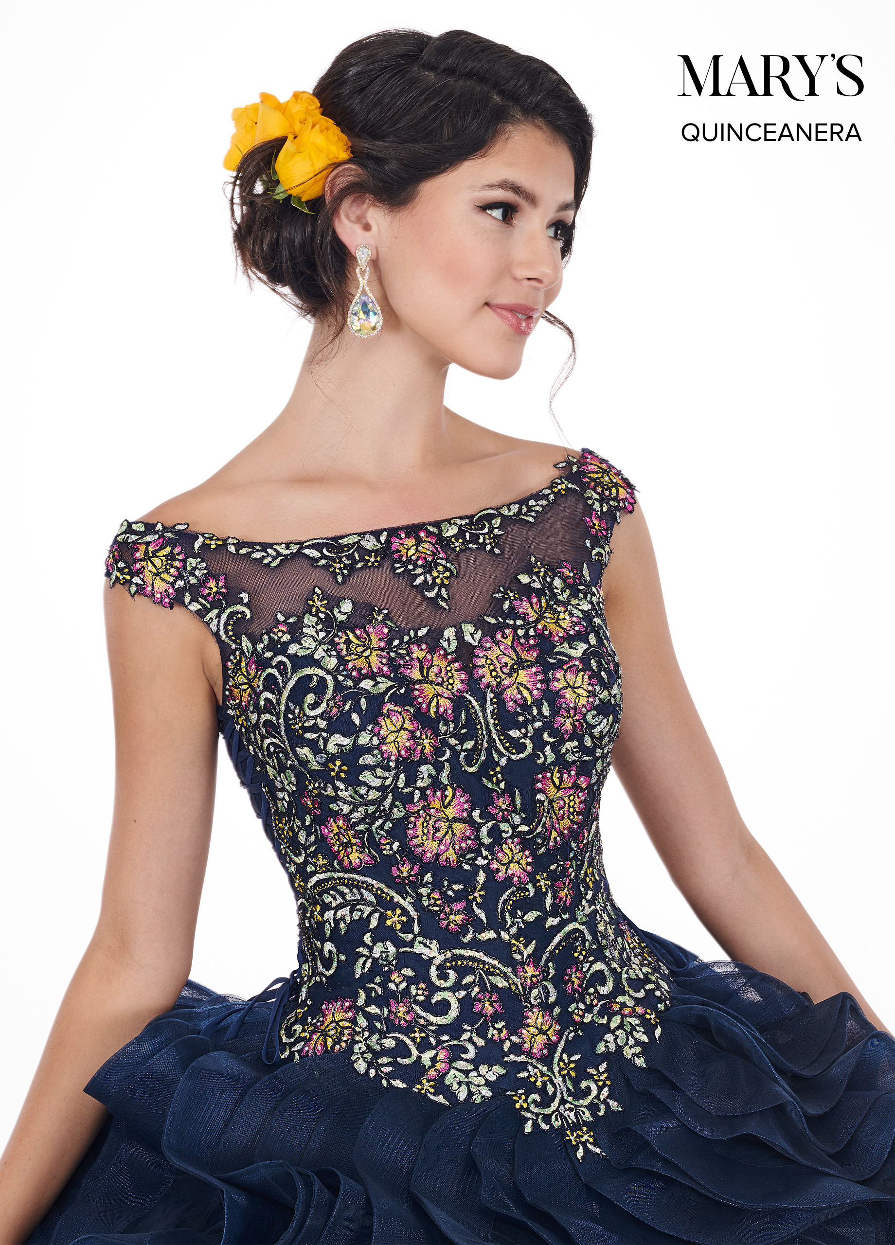 Marys Quinceanera Dresses | Mary's Quinceanera | Style - MQ1037