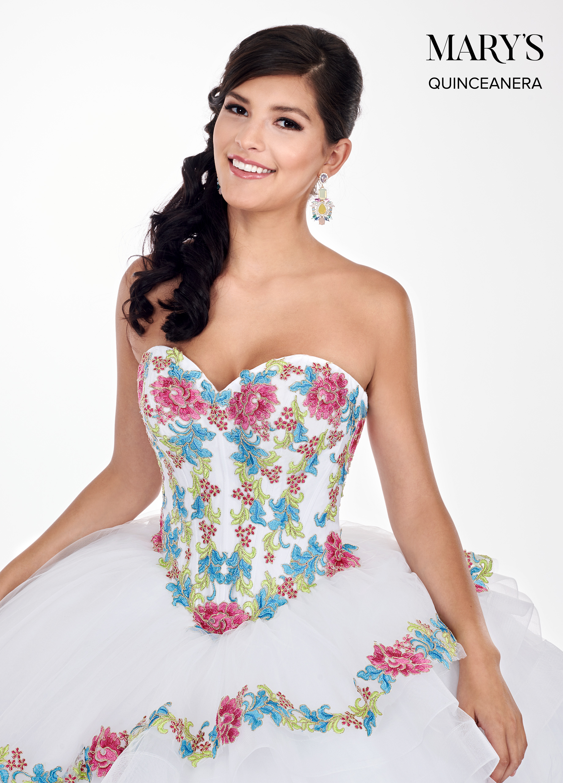 Marys Quinceanera Dresses   Mary's Quinceanera   Style - MQ1038