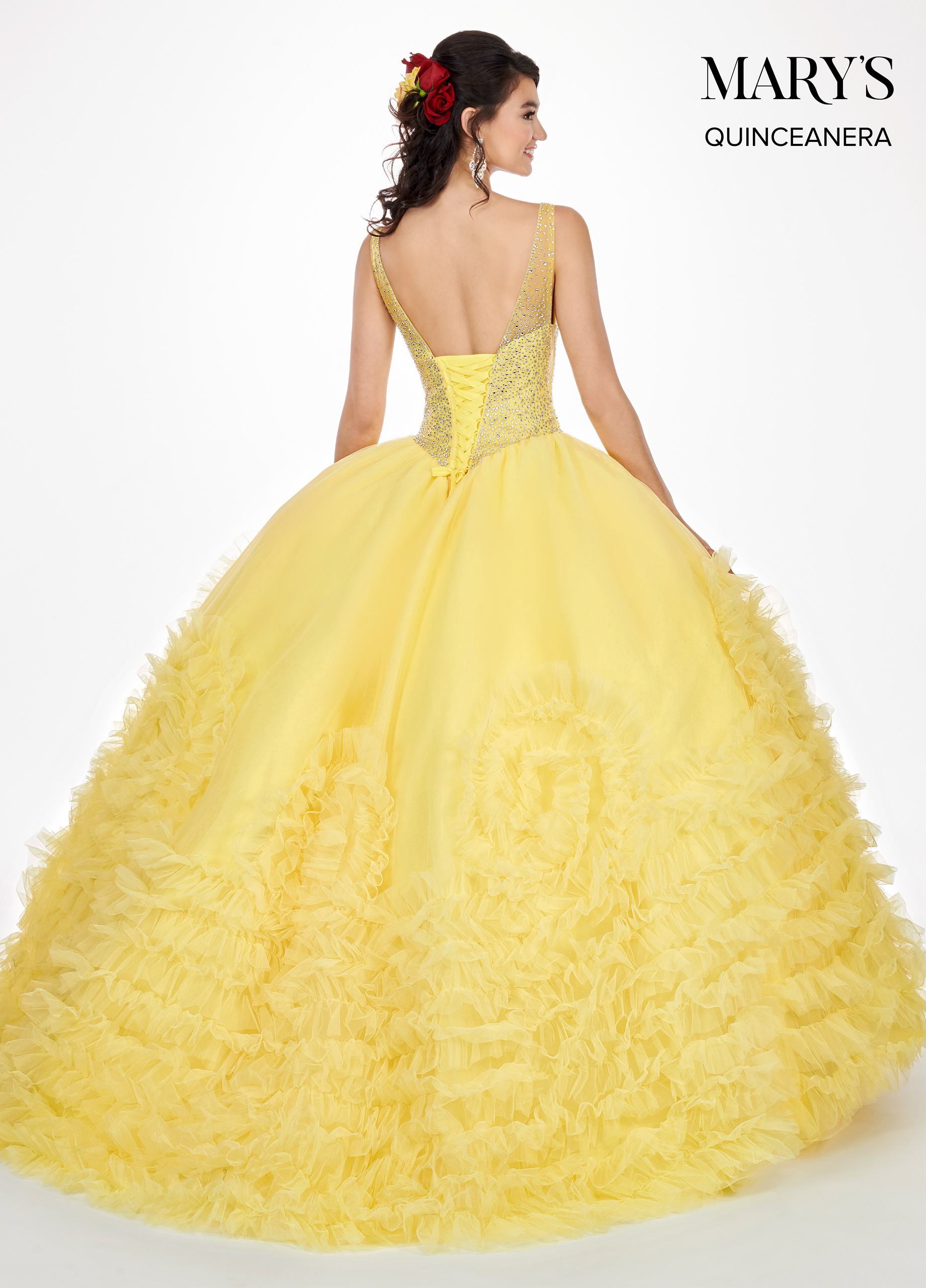Marys Quinceanera Dresses | Mary's Quinceanera | Style - MQ1039