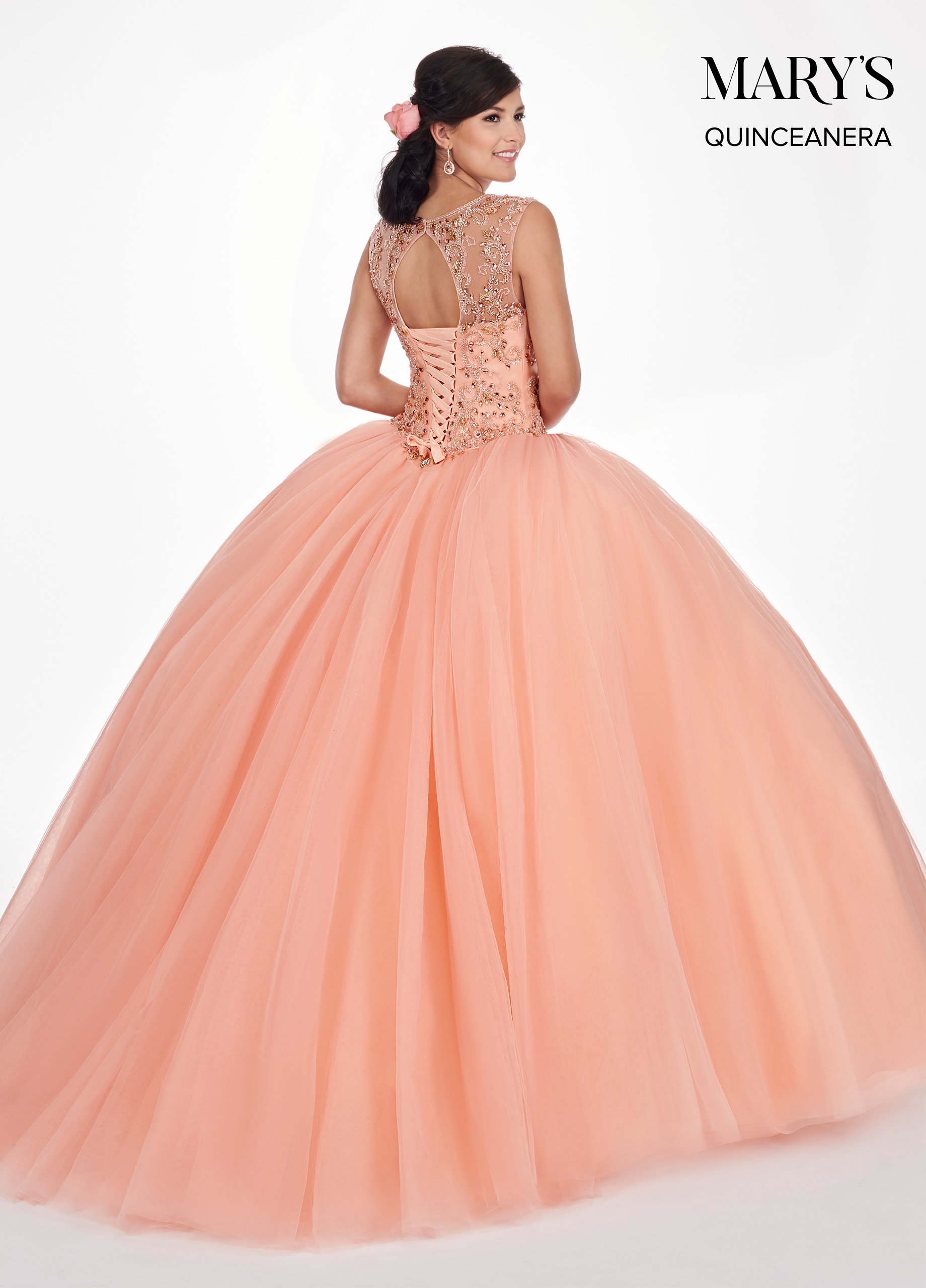 Marys Quinceanera Dresses | Mary's Quinceanera | Style - MQ1041