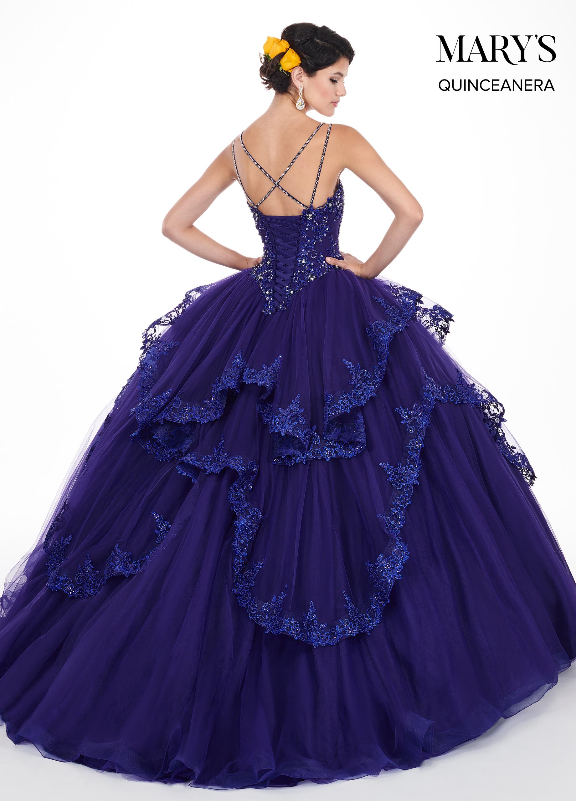 Carmina Quinceanera Dresses | Carmina | Style - MQ1043