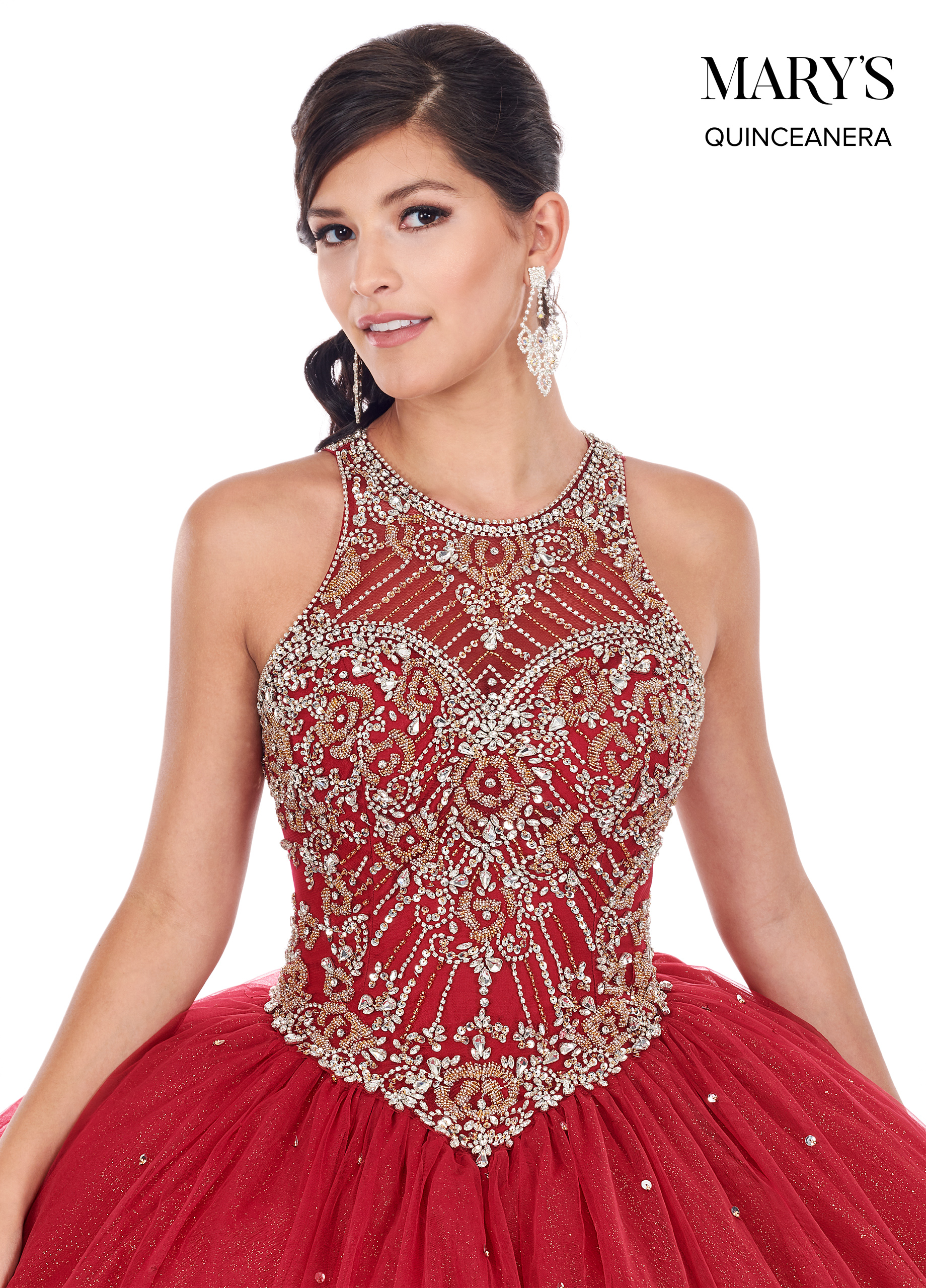 Marys Quinceanera Dresses | Mary's Quinceanera | Style - MQ1044