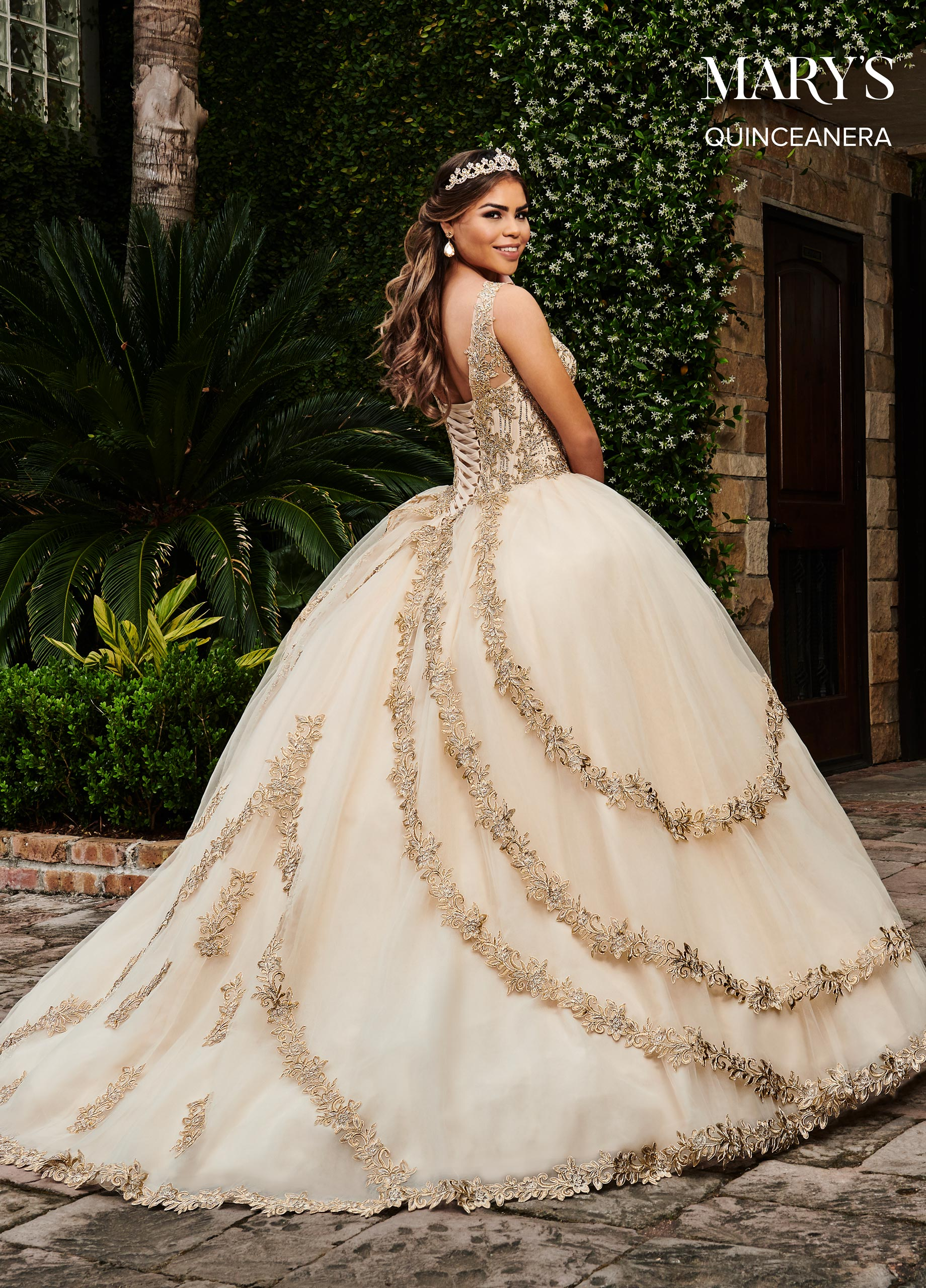 Marys Quinceanera Dresses | Mary's Quinceanera | Style - MQ1047