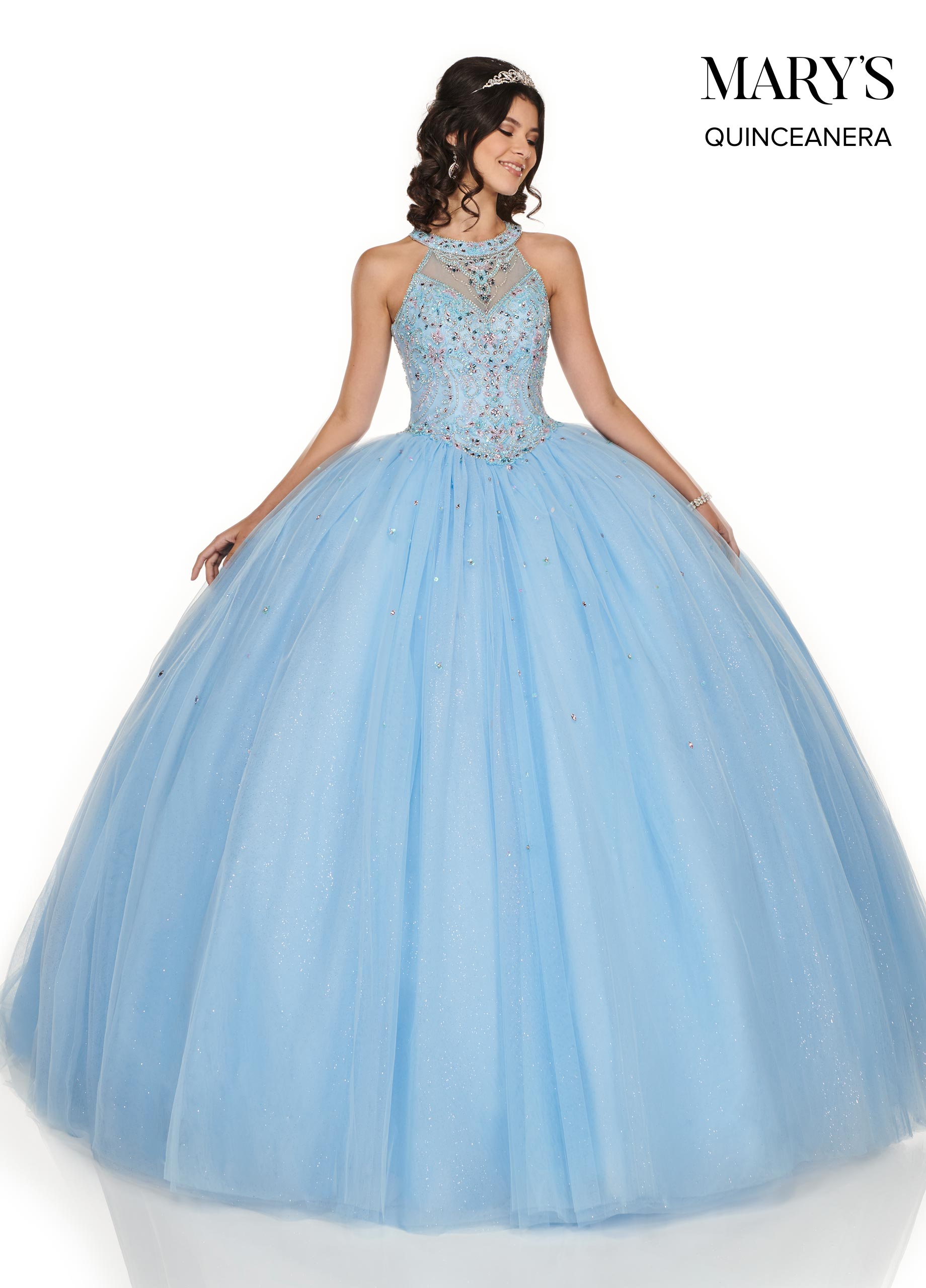 Marys Quinceanera Dresses | Mary's Quinceanera | Style - MQ1048