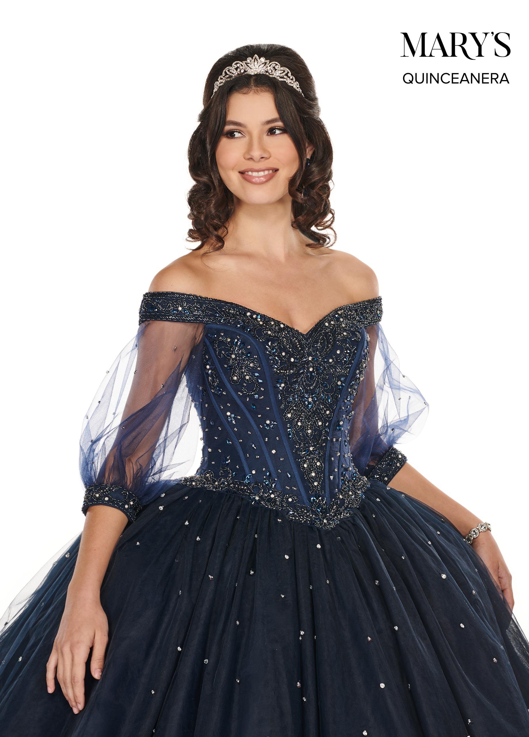 Carmina Quinceanera Dresses | Carmina | Style - MQ1050