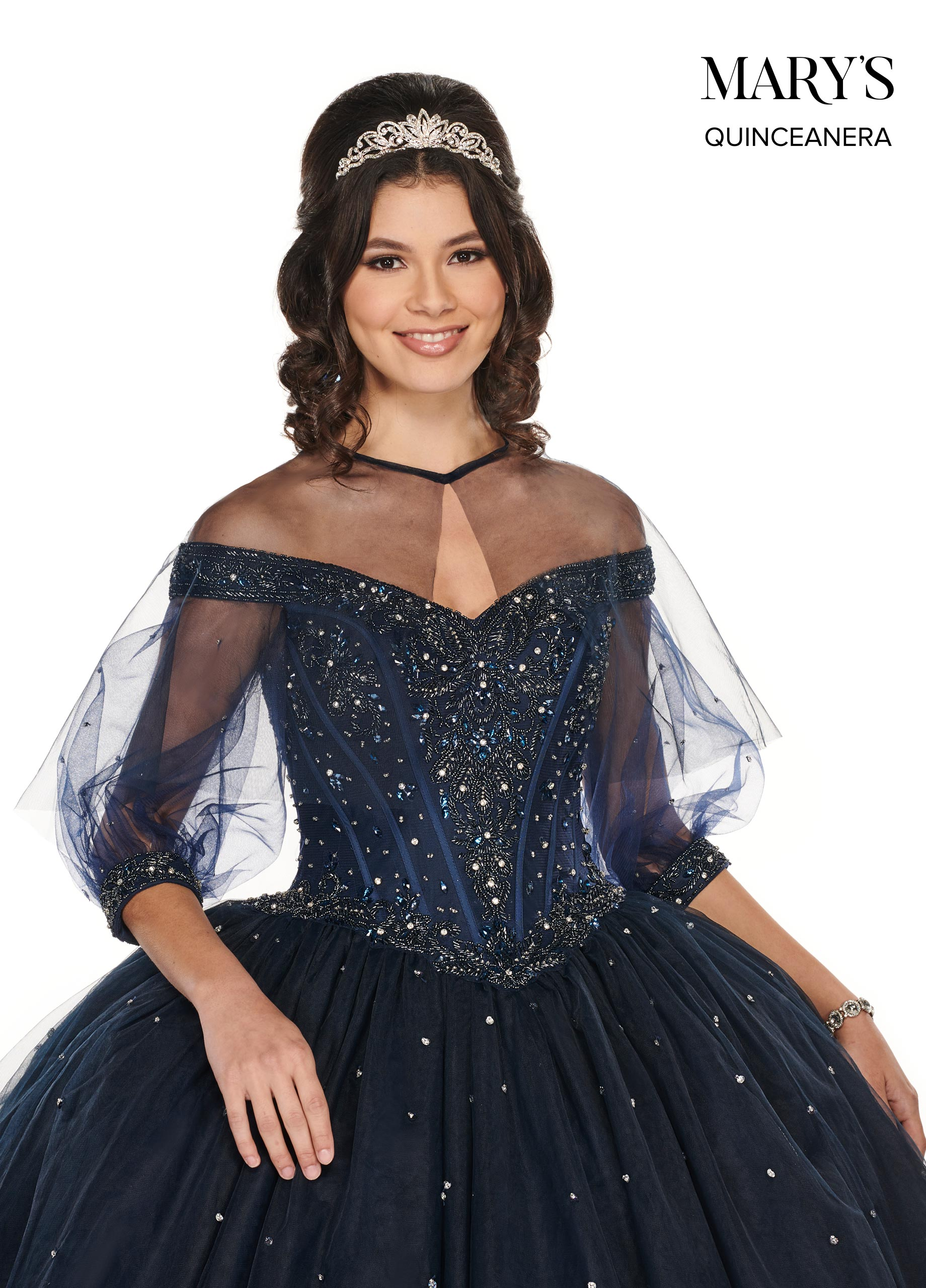 Marys Quinceanera Dresses | Mary's Quinceanera | Style - MQ1050