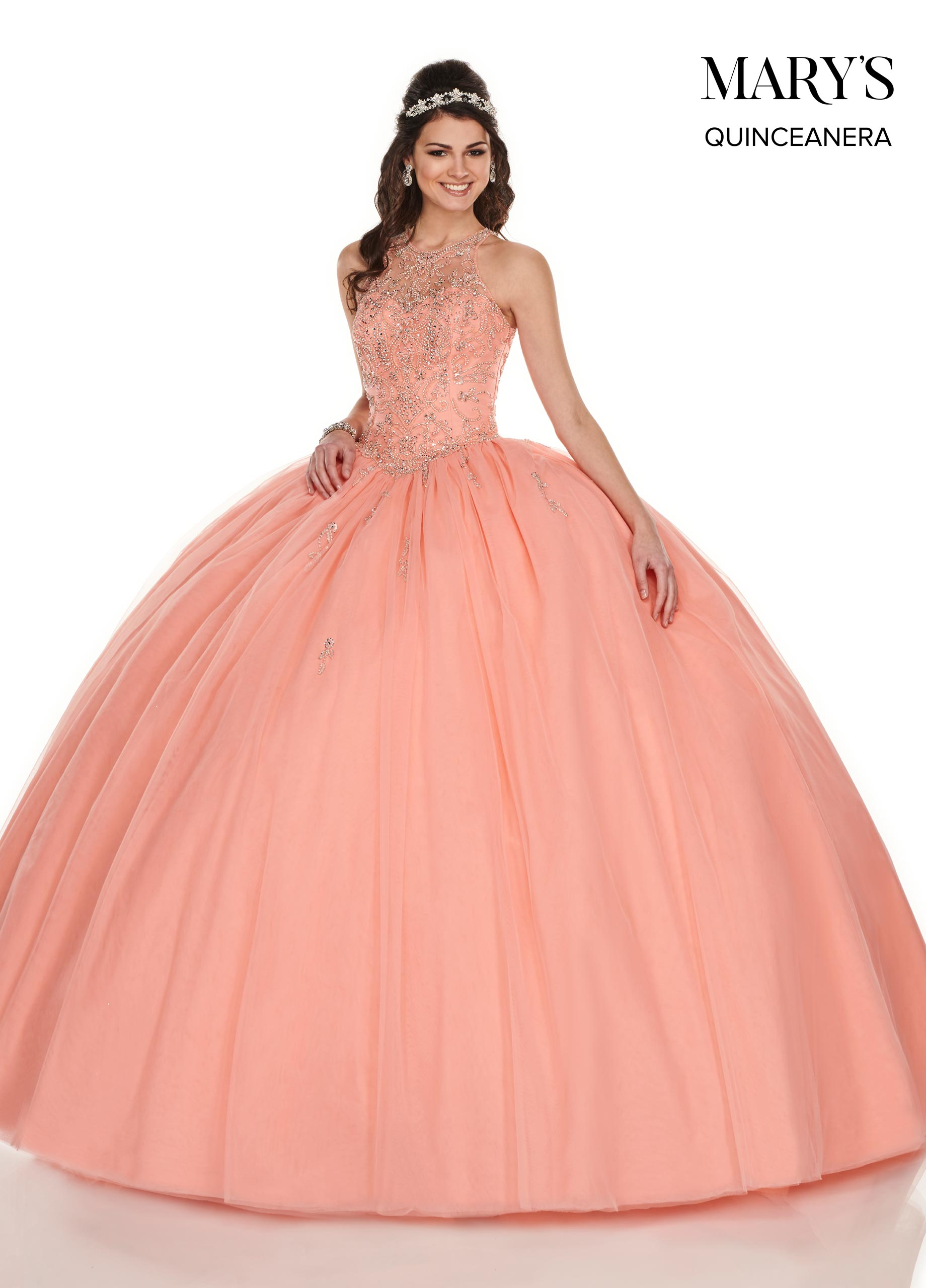 Carmina Quinceanera Dresses | Carmina | Style - MQ1051
