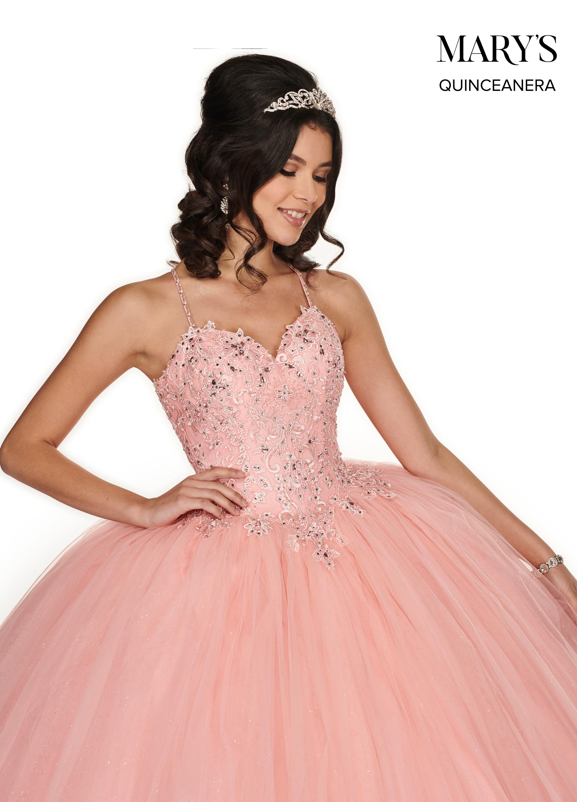 Marys Quinceanera Dresses | Mary's Quinceanera | Style - MQ1052