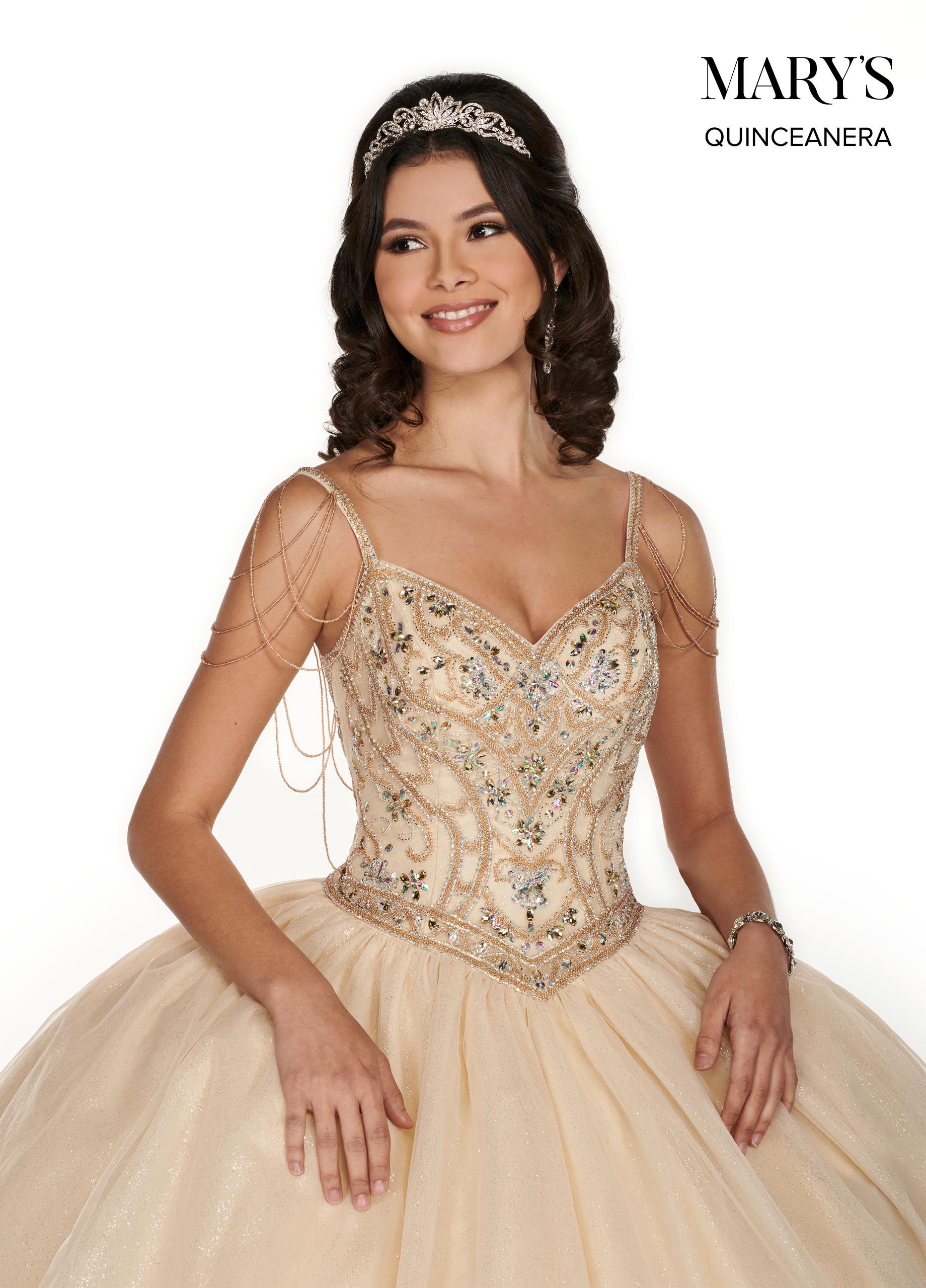 Carmina Quinceanera Dresses | Carmina | Style - MQ1053