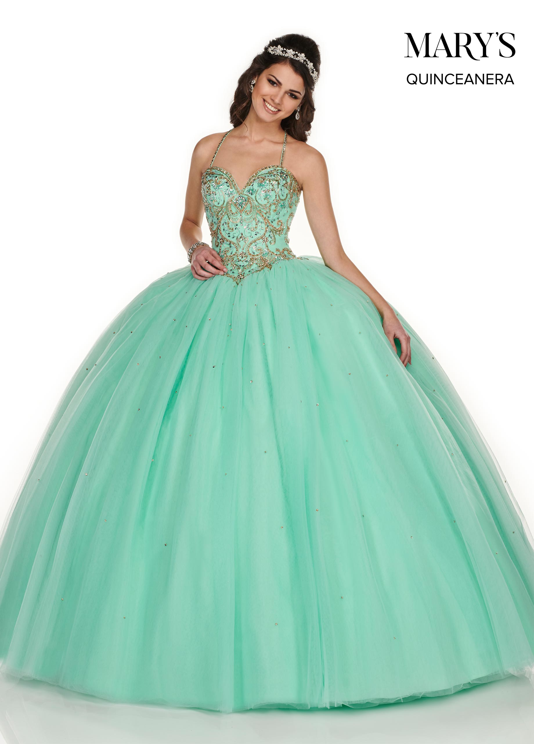 Carmina Quinceanera Dresses | Carmina | Style - MQ1054