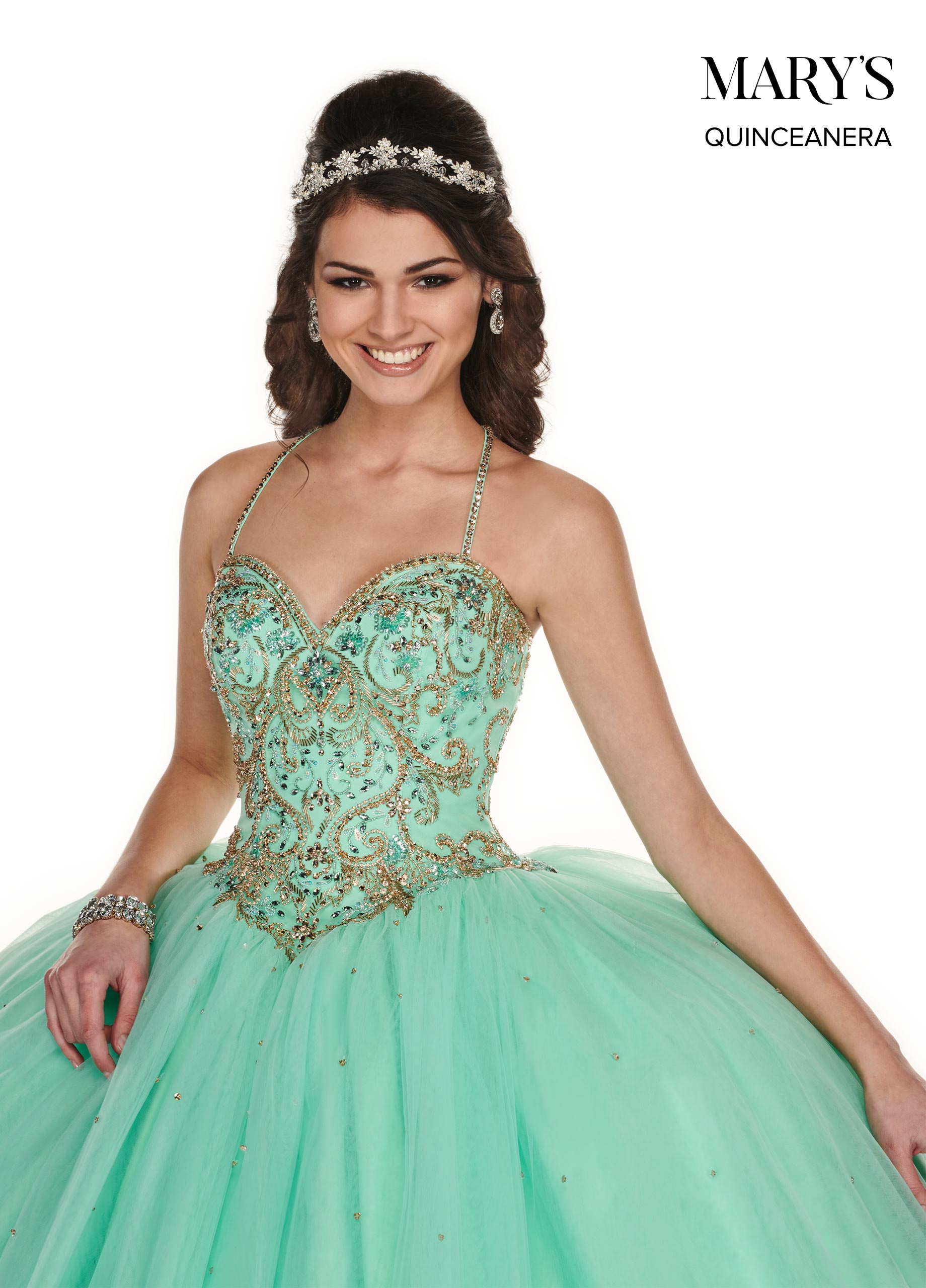 Marys Quinceanera Dresses | Mary's Quinceanera | Style - MQ1054