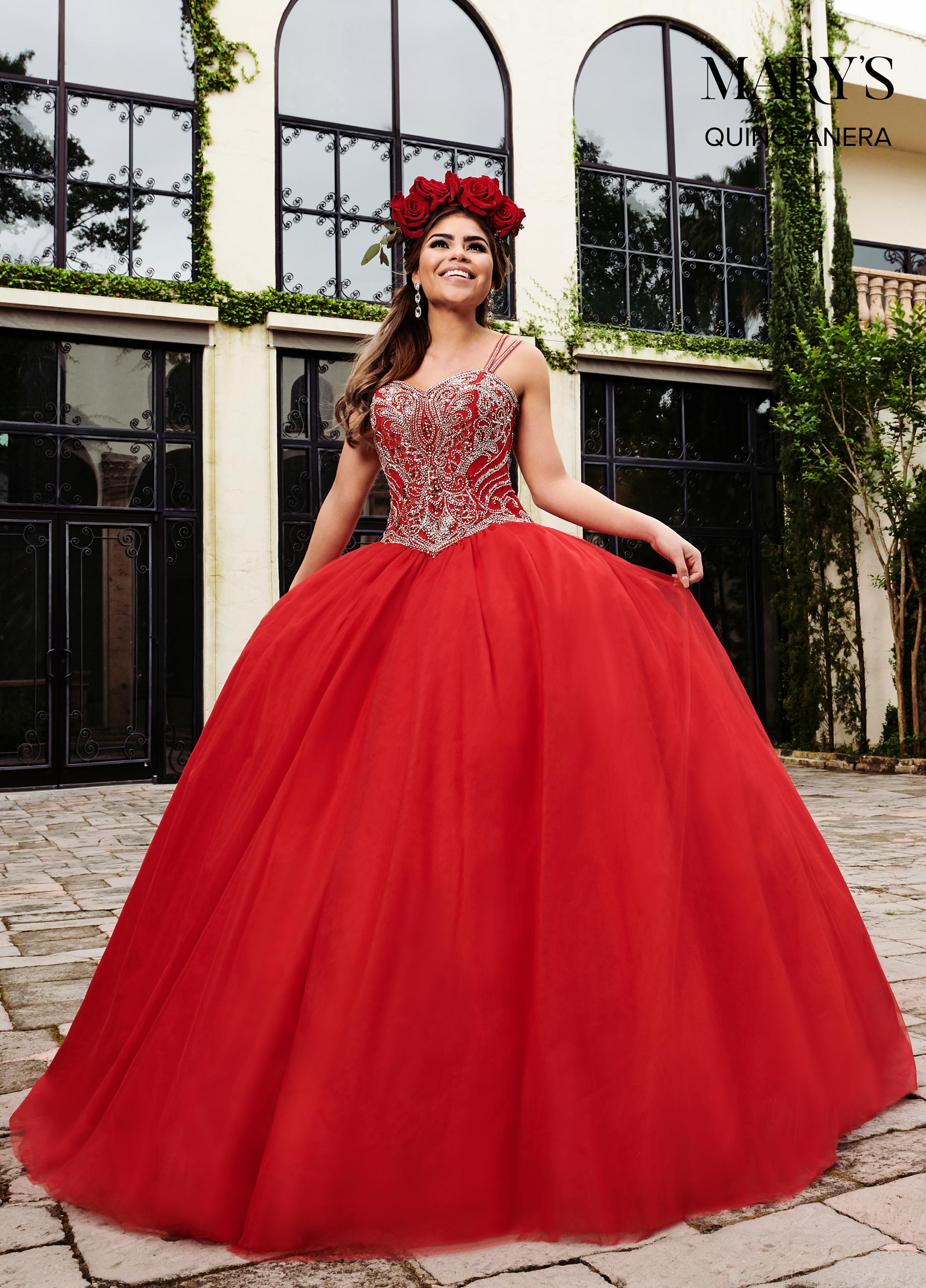 Marys Quinceanera Dresses | Mary's Quinceanera | Style - MQ1055