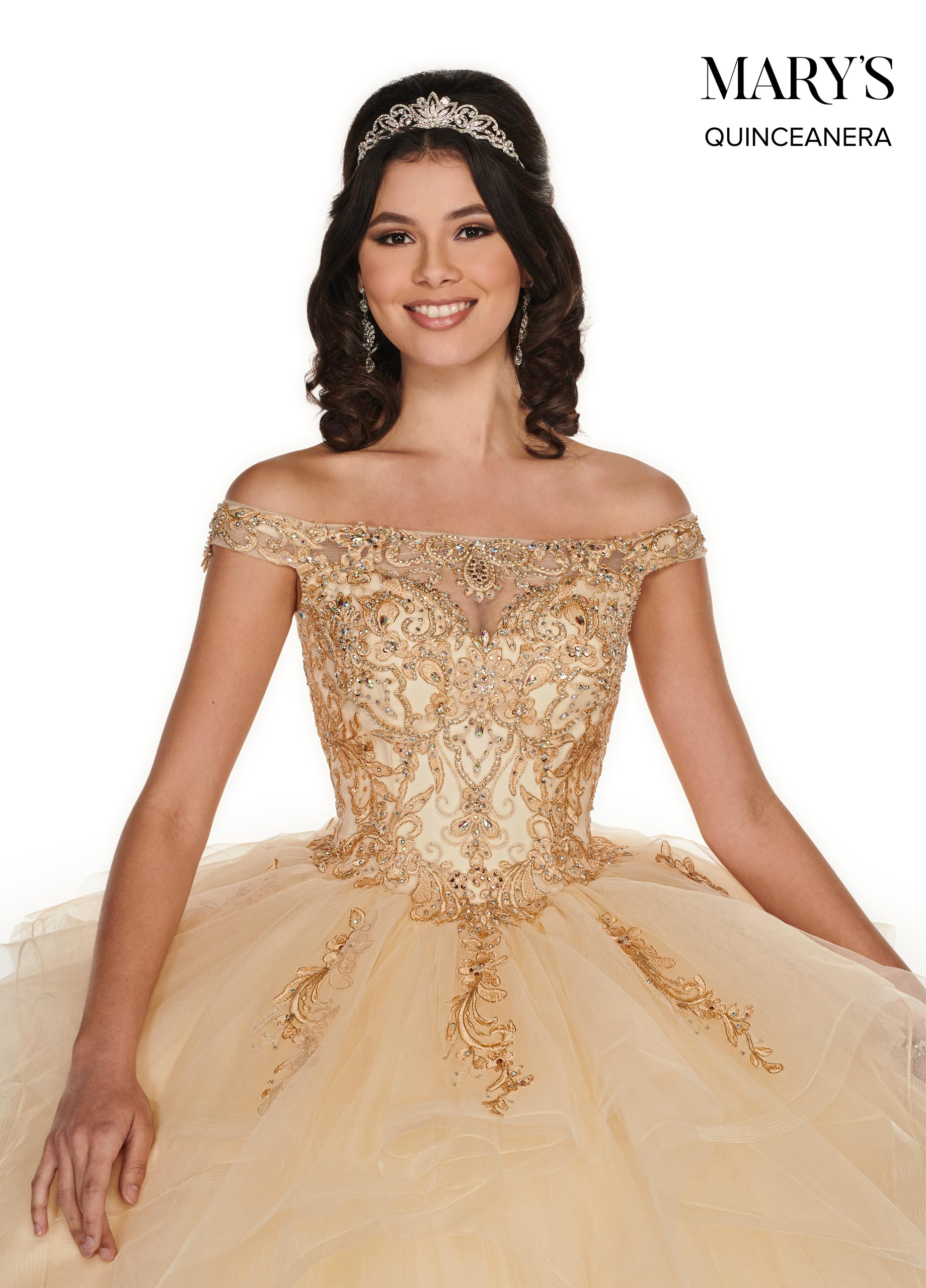 Carmina Quinceanera Dresses | Carmina | Style - MQ1056