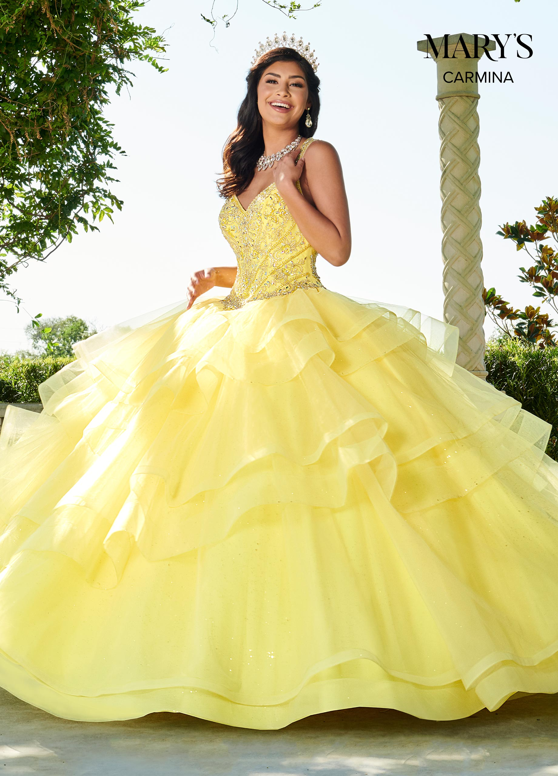 Marys Quinceanera Dresses | Mary's Quinceanera | Style - MQ1058