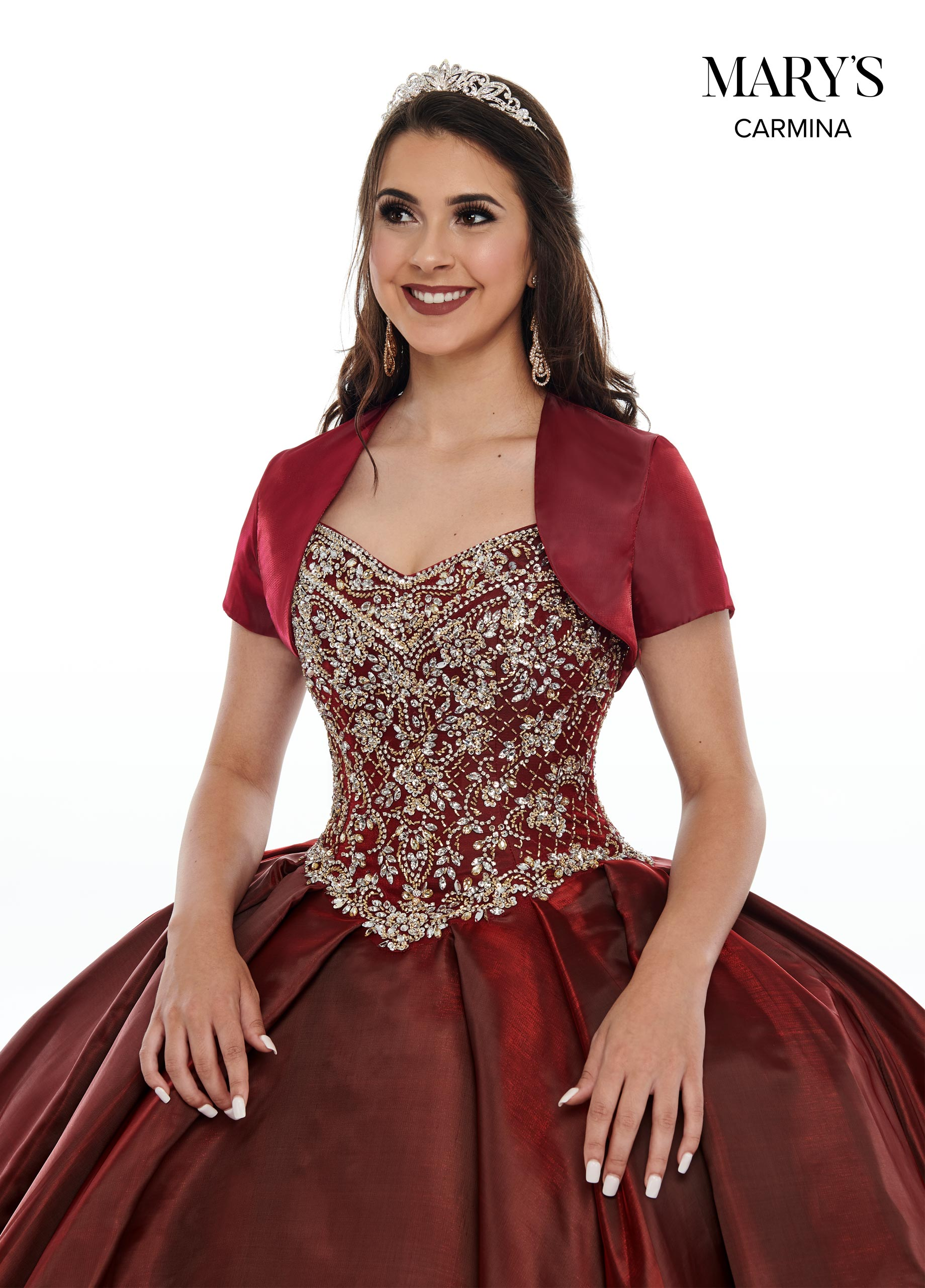 Marys Quinceanera Dresses   Mary's Quinceanera   Style - MQ1059