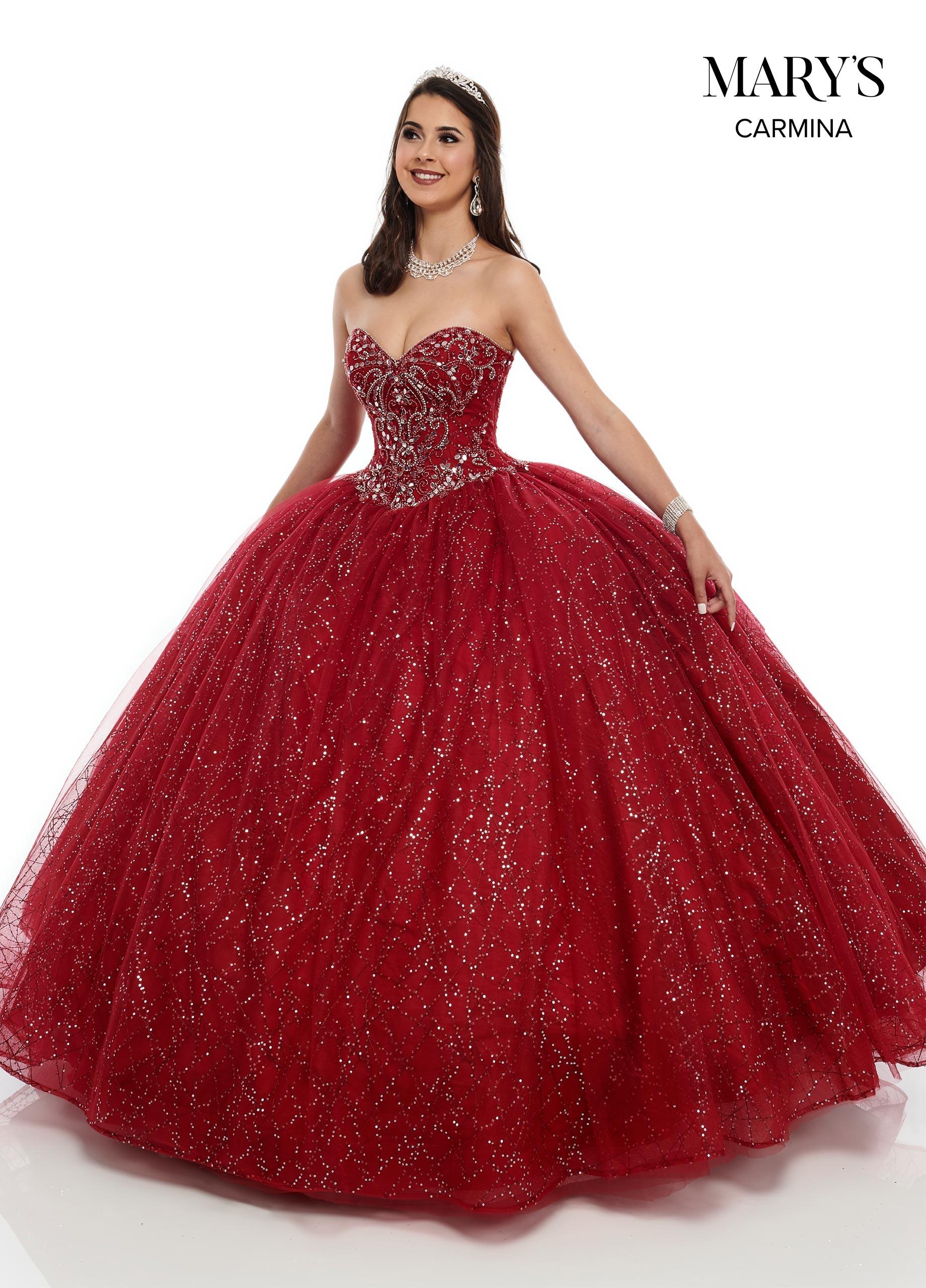 Carmina Quinceanera Dresses | Carmina | Style - MQ1060
