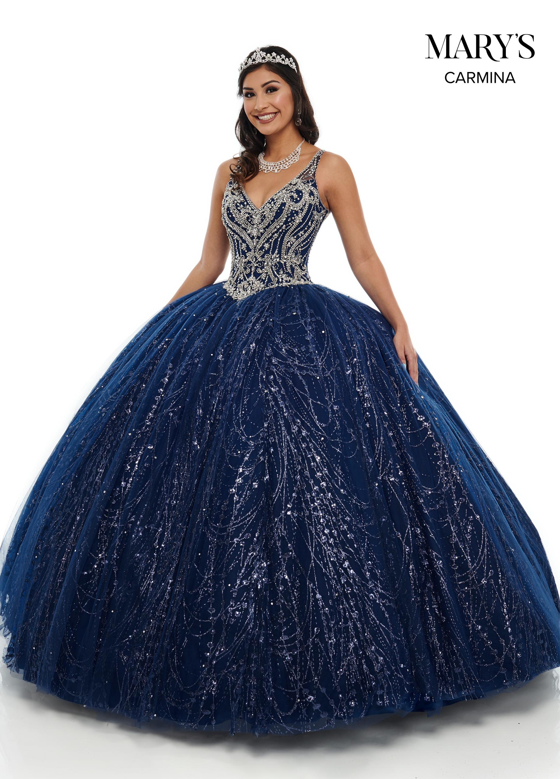 Marys Quinceanera Dresses | Mary's Quinceanera | Style - MQ1061