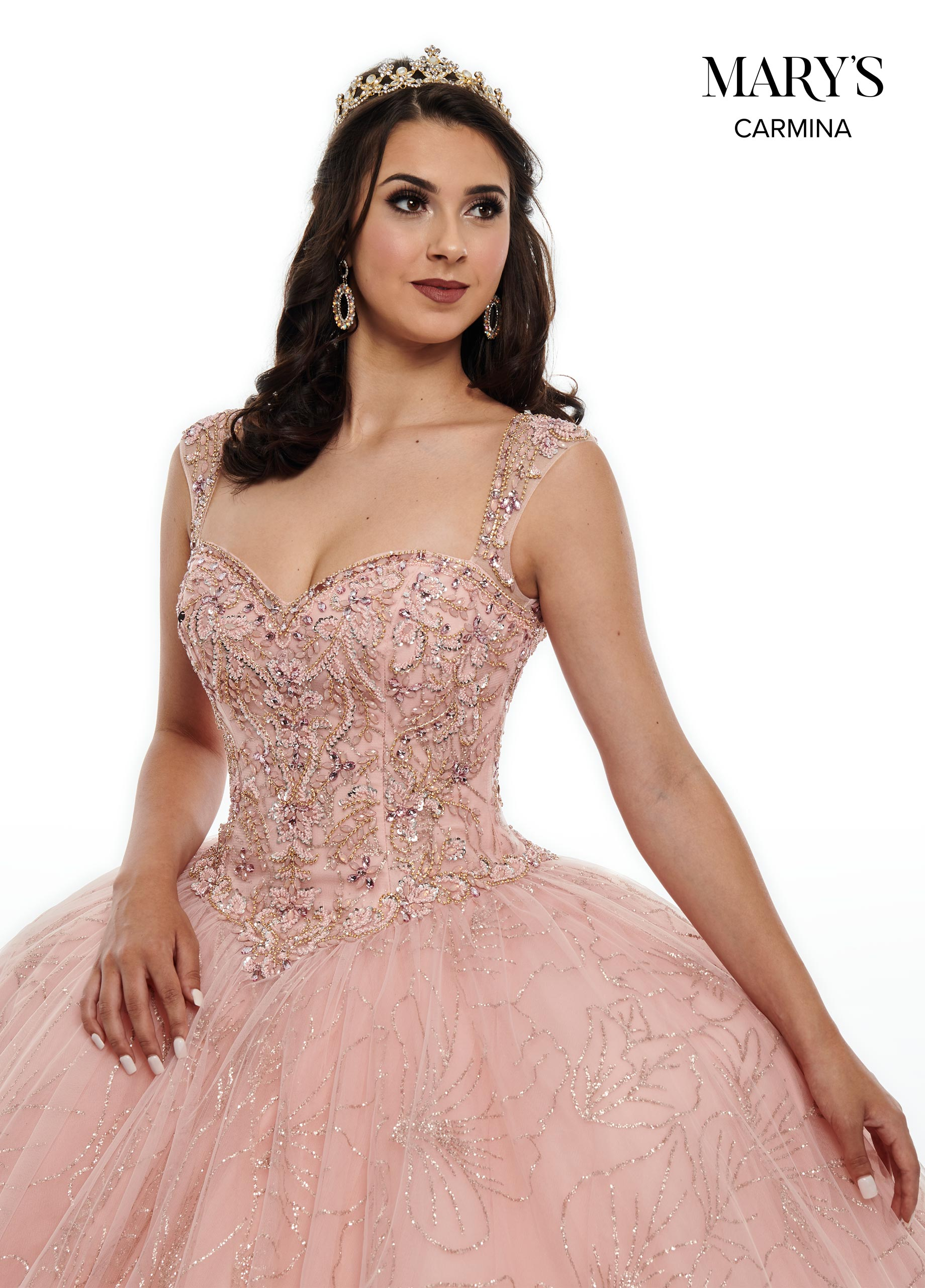 Marys Quinceanera Dresses | Mary's Quinceanera | Style - MQ1063