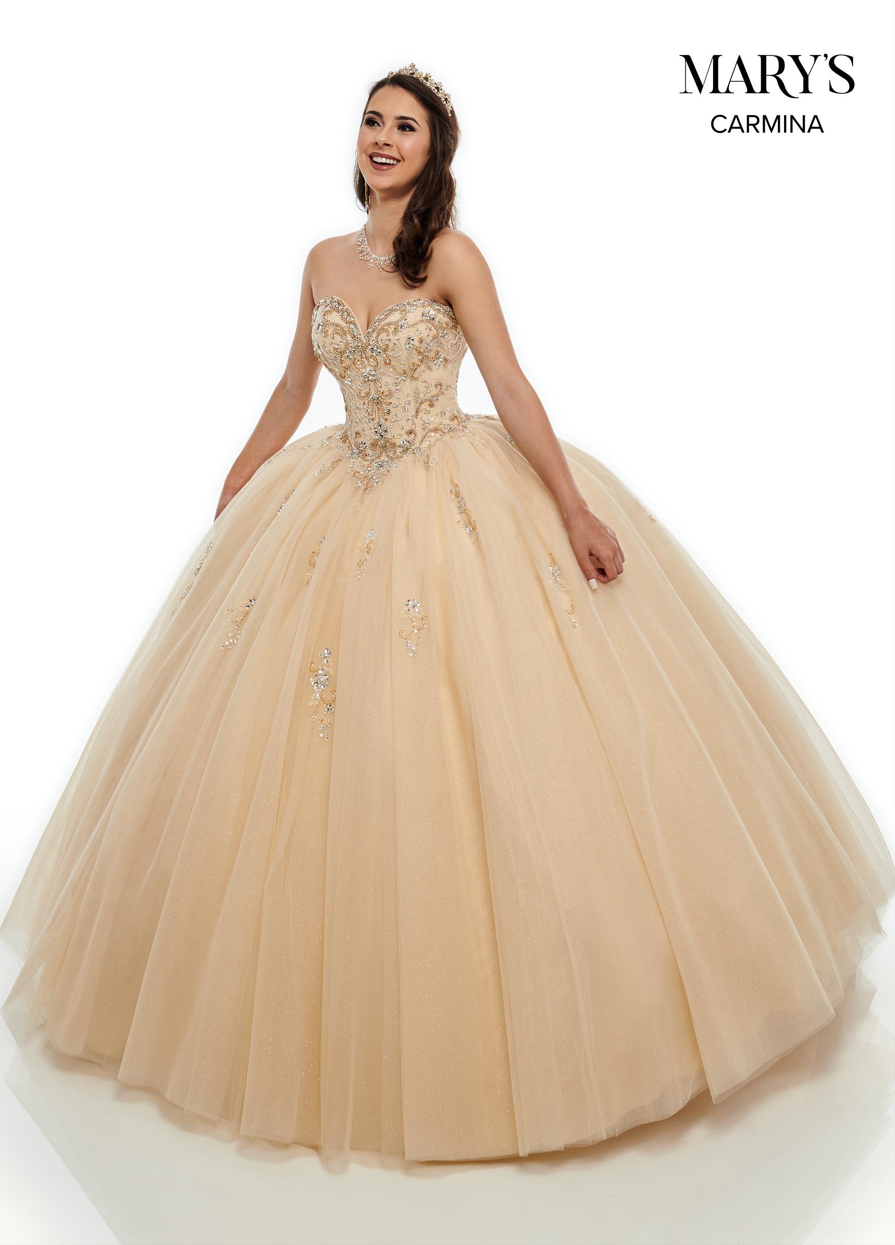Carmina Quinceanera Dresses | Carmina | Style - MQ1064
