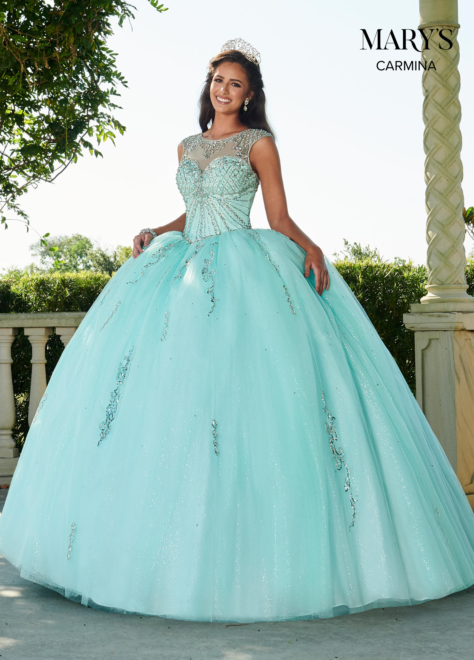 Marys Quinceanera Dresses | Mary's Quinceanera | Style - MQ1066