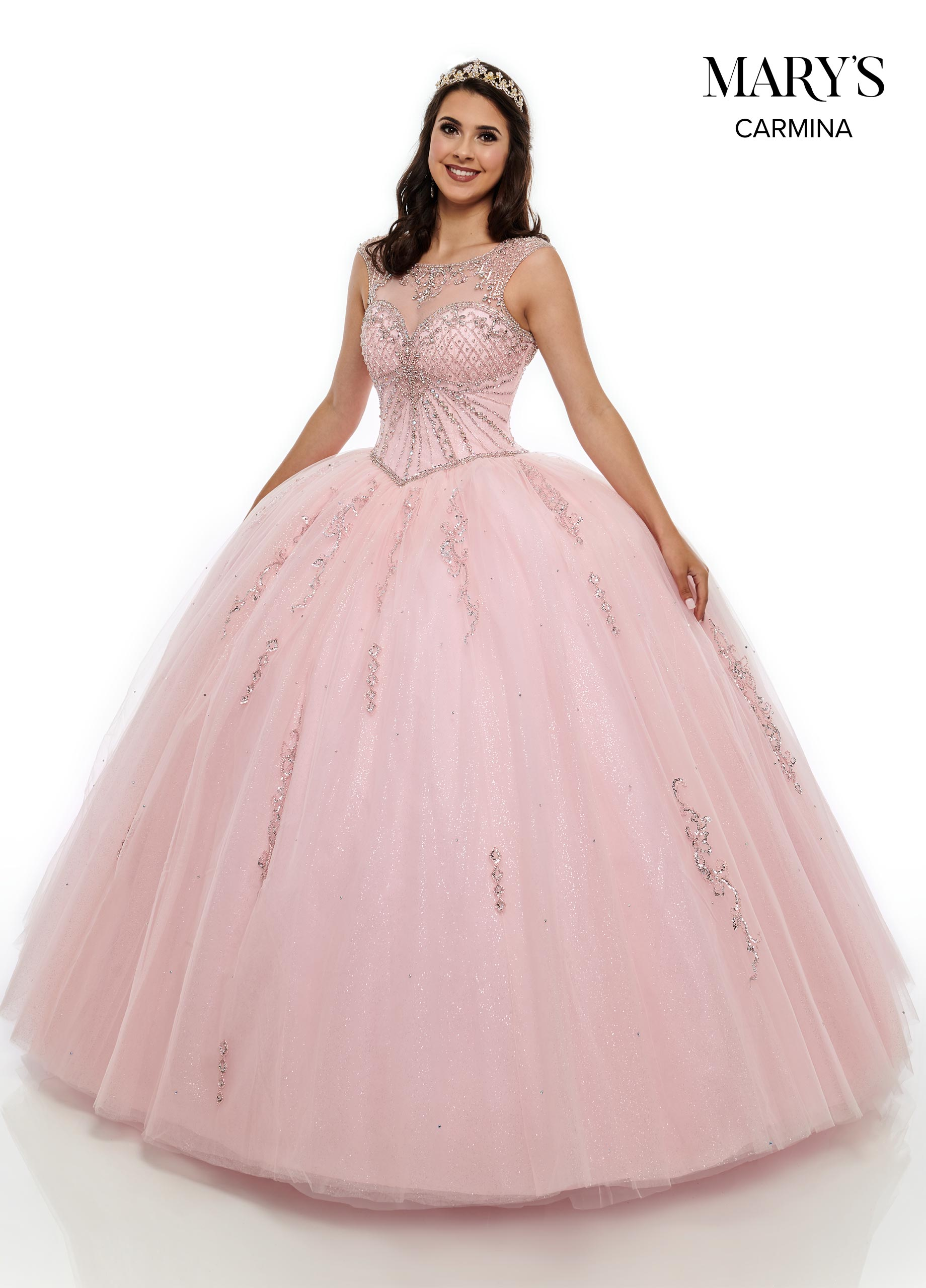 Carmina Quinceanera Dresses | Carmina | Style - MQ1066