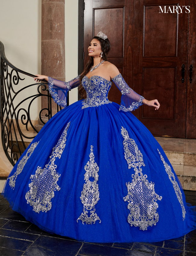 Royal Color Carmina Quinceanera Dresses - Style - MQ1068