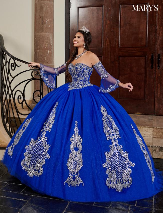 Royal Color Carmina Quinceanera Dresses - Style - MQ1068