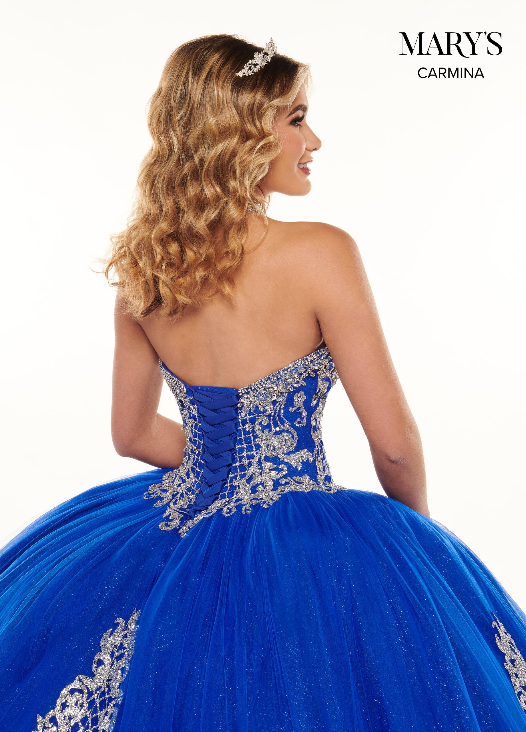 Carmina Quinceanera Dresses | Carmina | Style - MQ1068