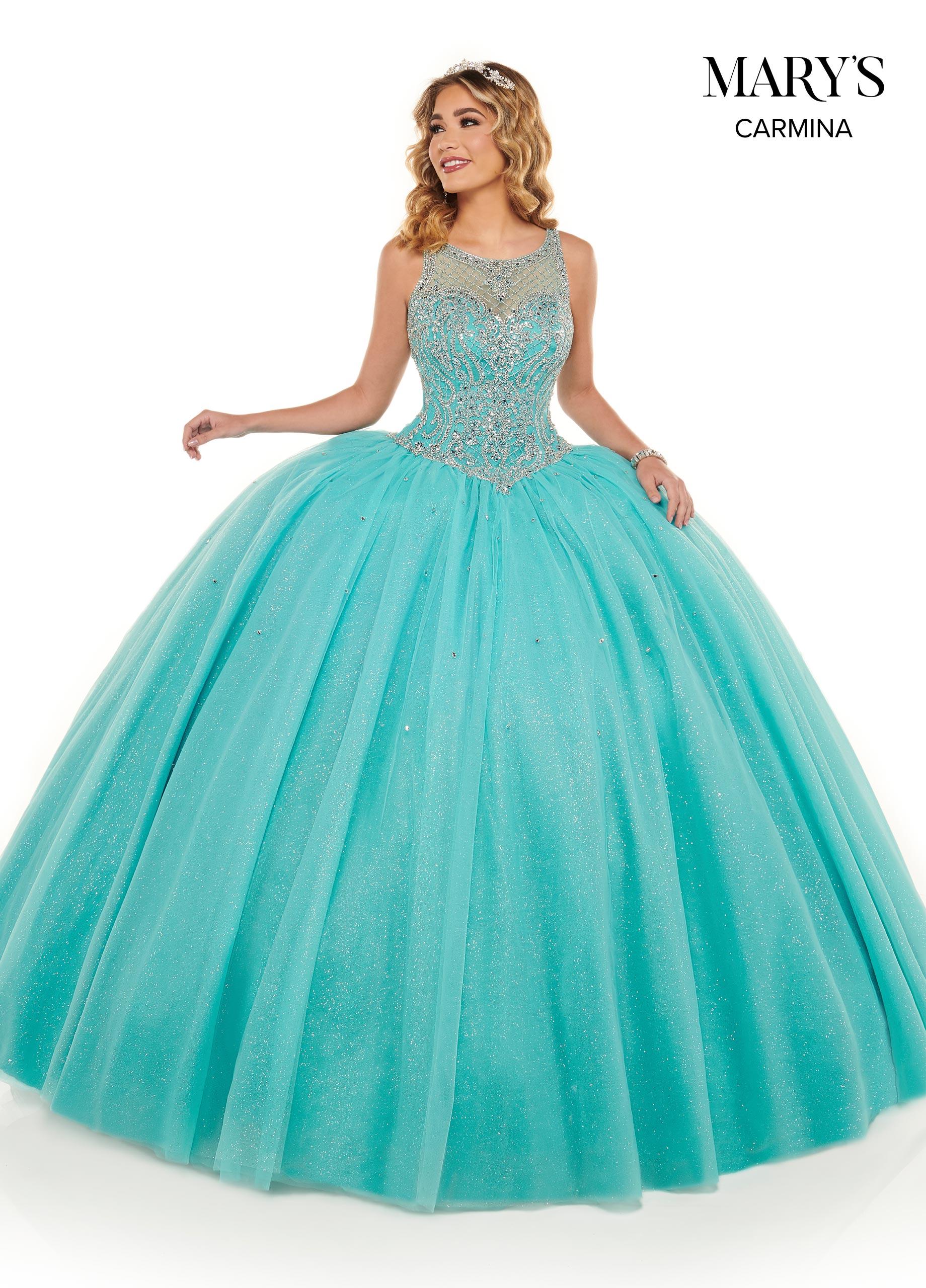 Carmina Quinceanera Dresses | Carmina | Style - MQ1070