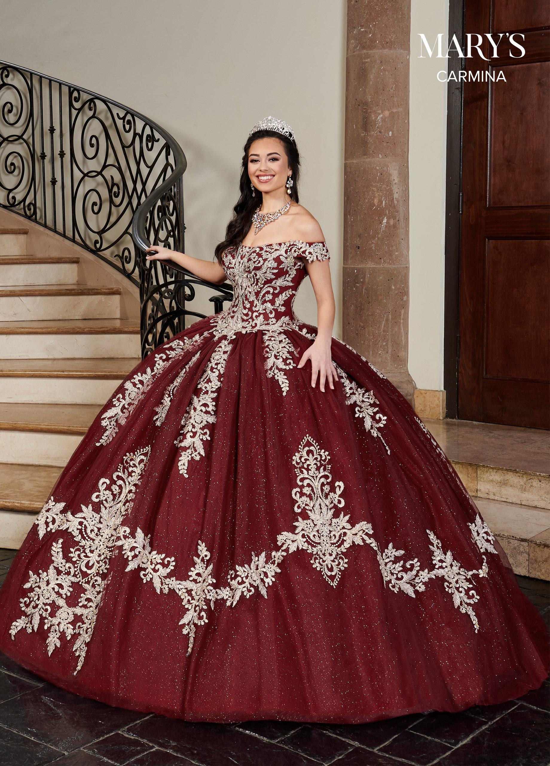 Carmina Quinceanera Dresses | Carmina | Style - MQ1071