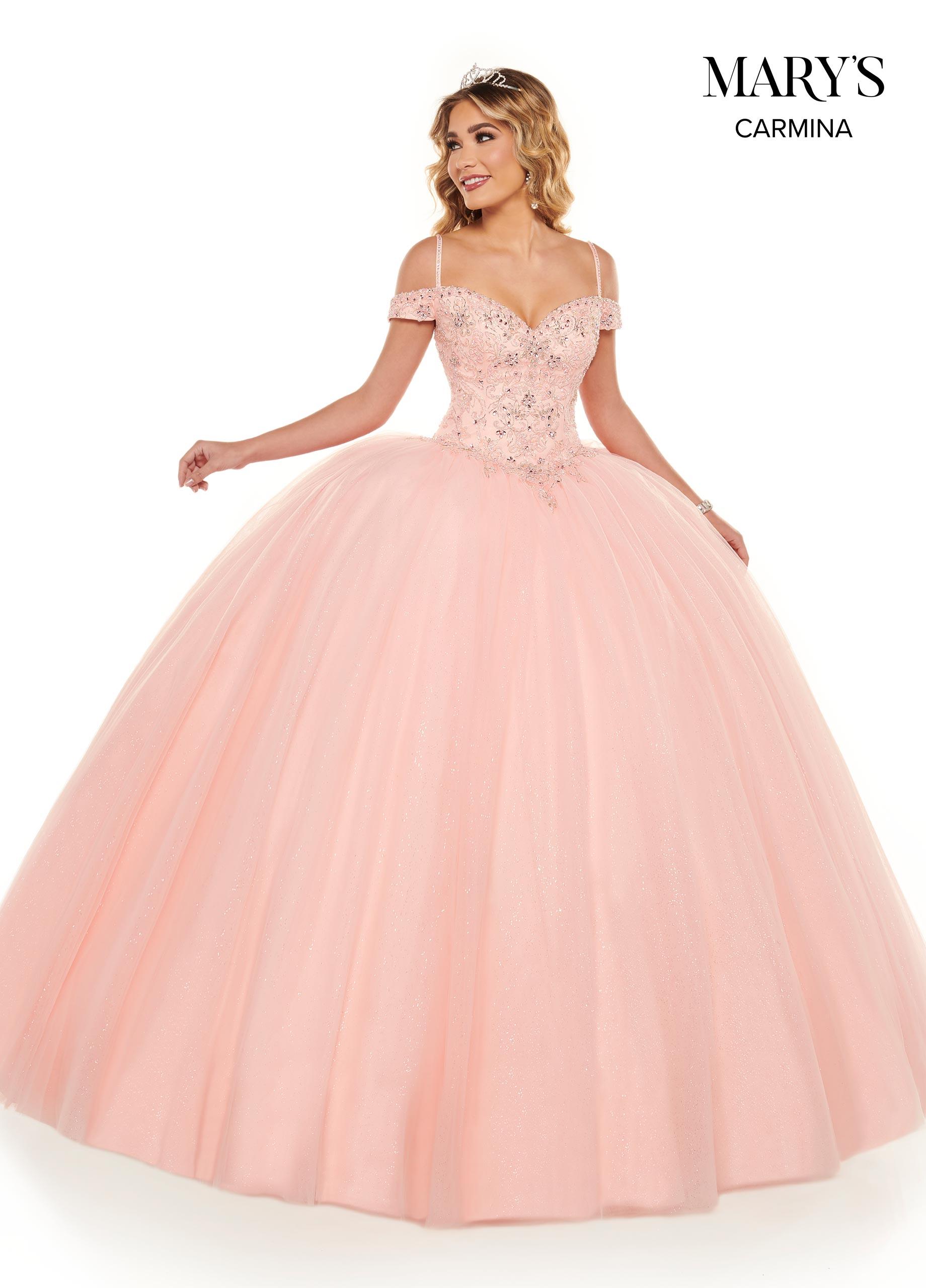 Carmina Quinceanera Dresses | Carmina | Style - MQ1072