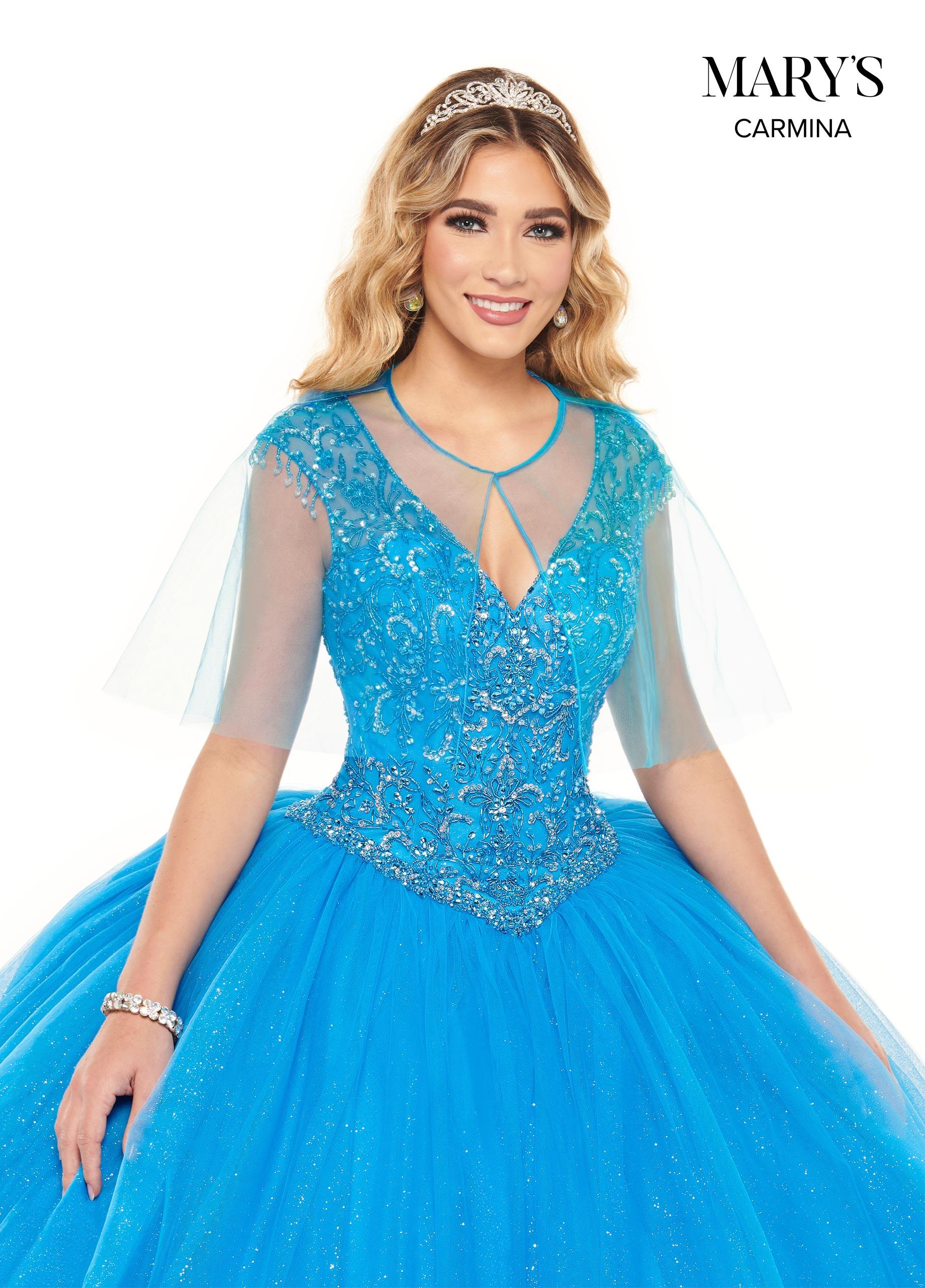 Carmina Quinceanera Dresses | Carmina | Style - MQ1074