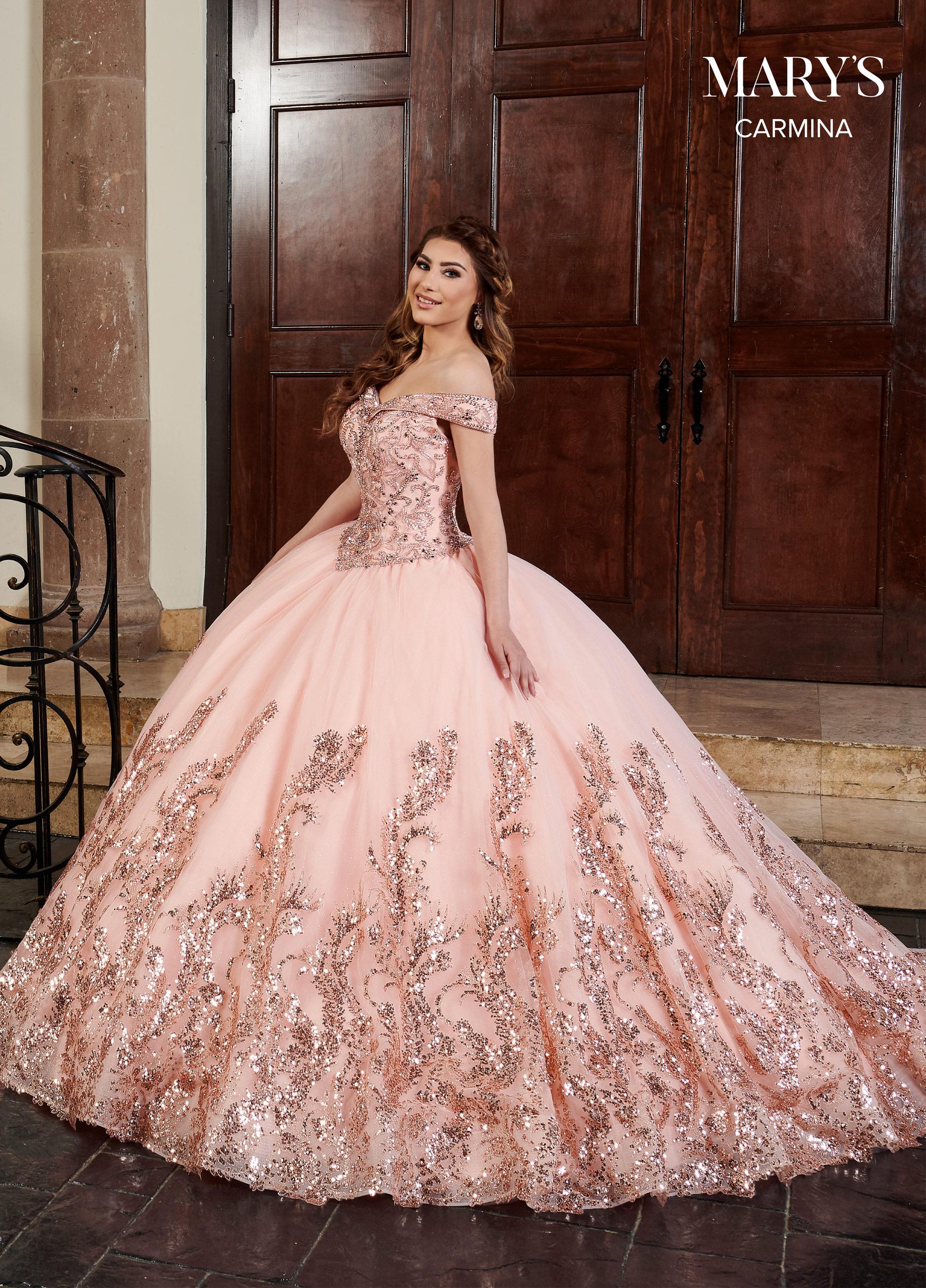 Carmina Quinceanera Dresses | Carmina | Style - MQ1075