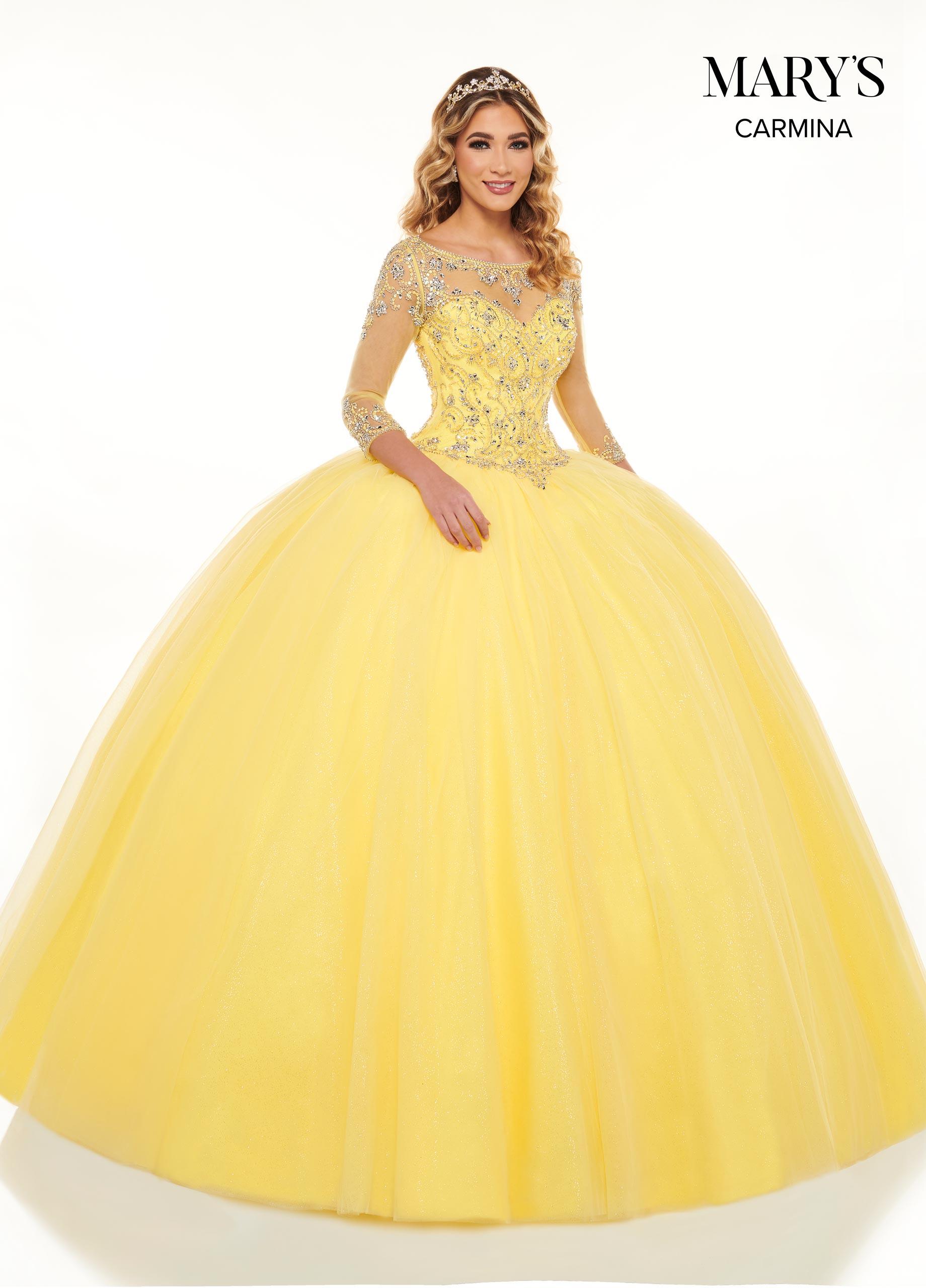 Carmina Quinceanera Dresses | Carmina | Style - MQ1076